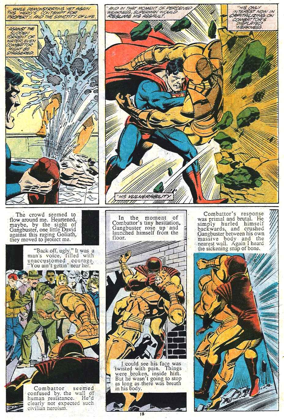 Read online Adventures of Superman (1987) comic -  Issue #437 - 13