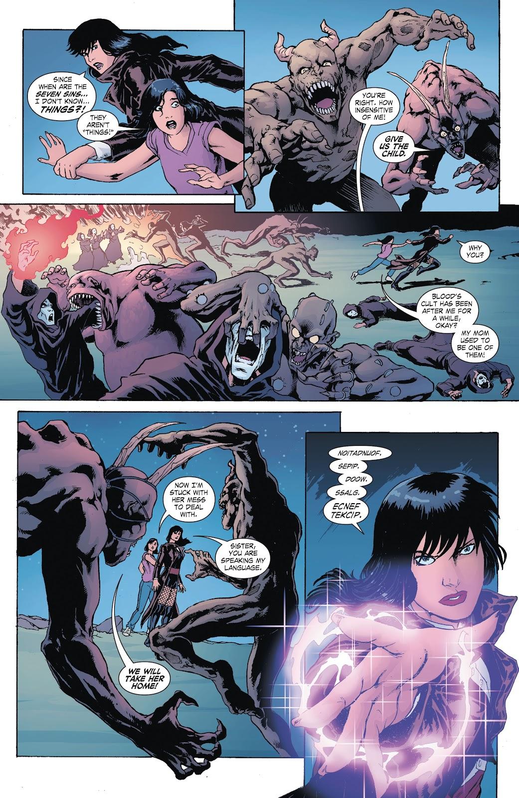 Read online Smallville Season 11 [II] comic -  Issue # TPB 8 - 38