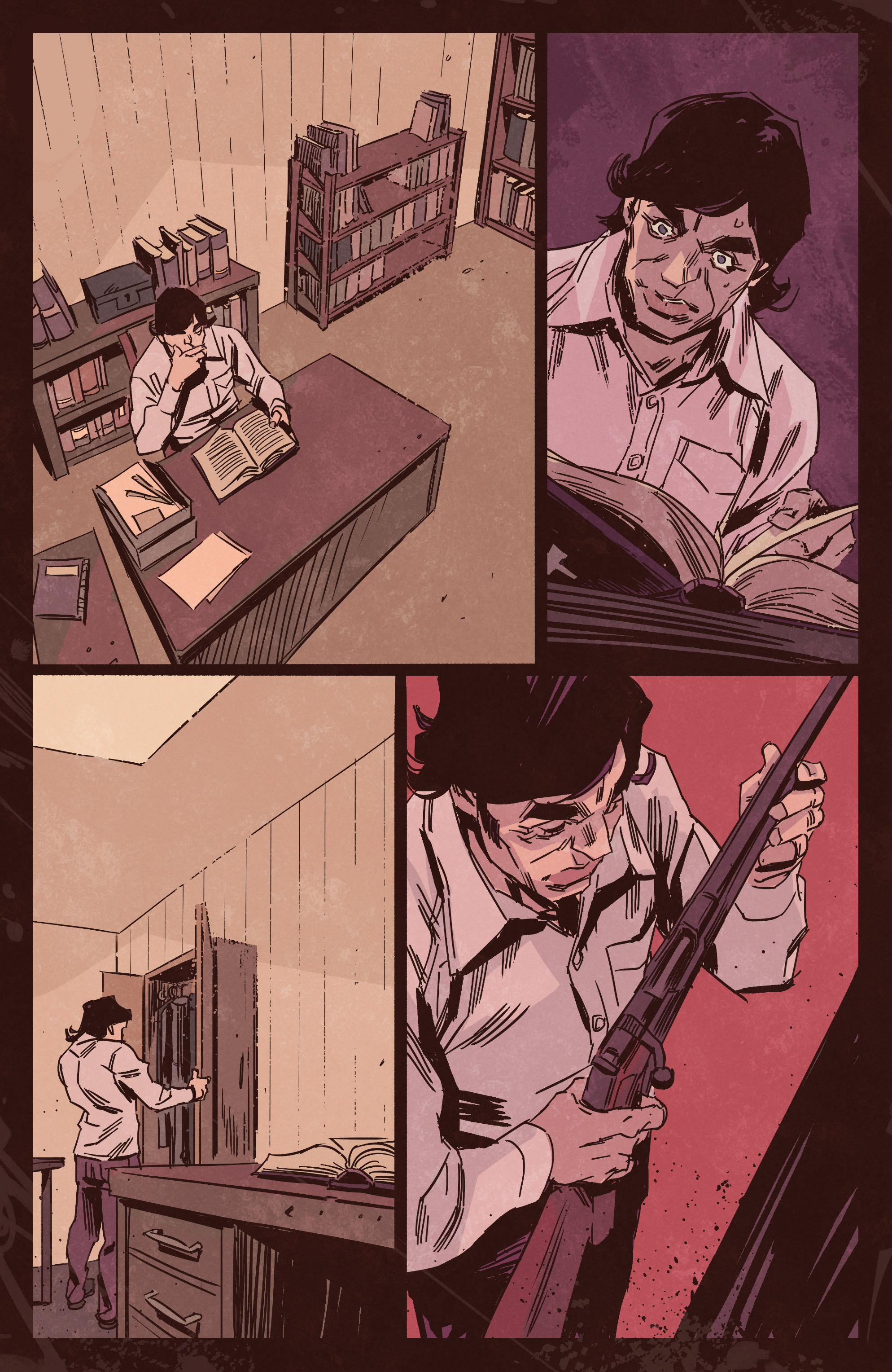 Read online Sons of the Devil comic -  Issue #12 - 6