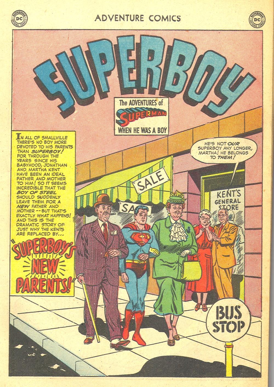 Read online Adventure Comics (1938) comic -  Issue #176 - 3