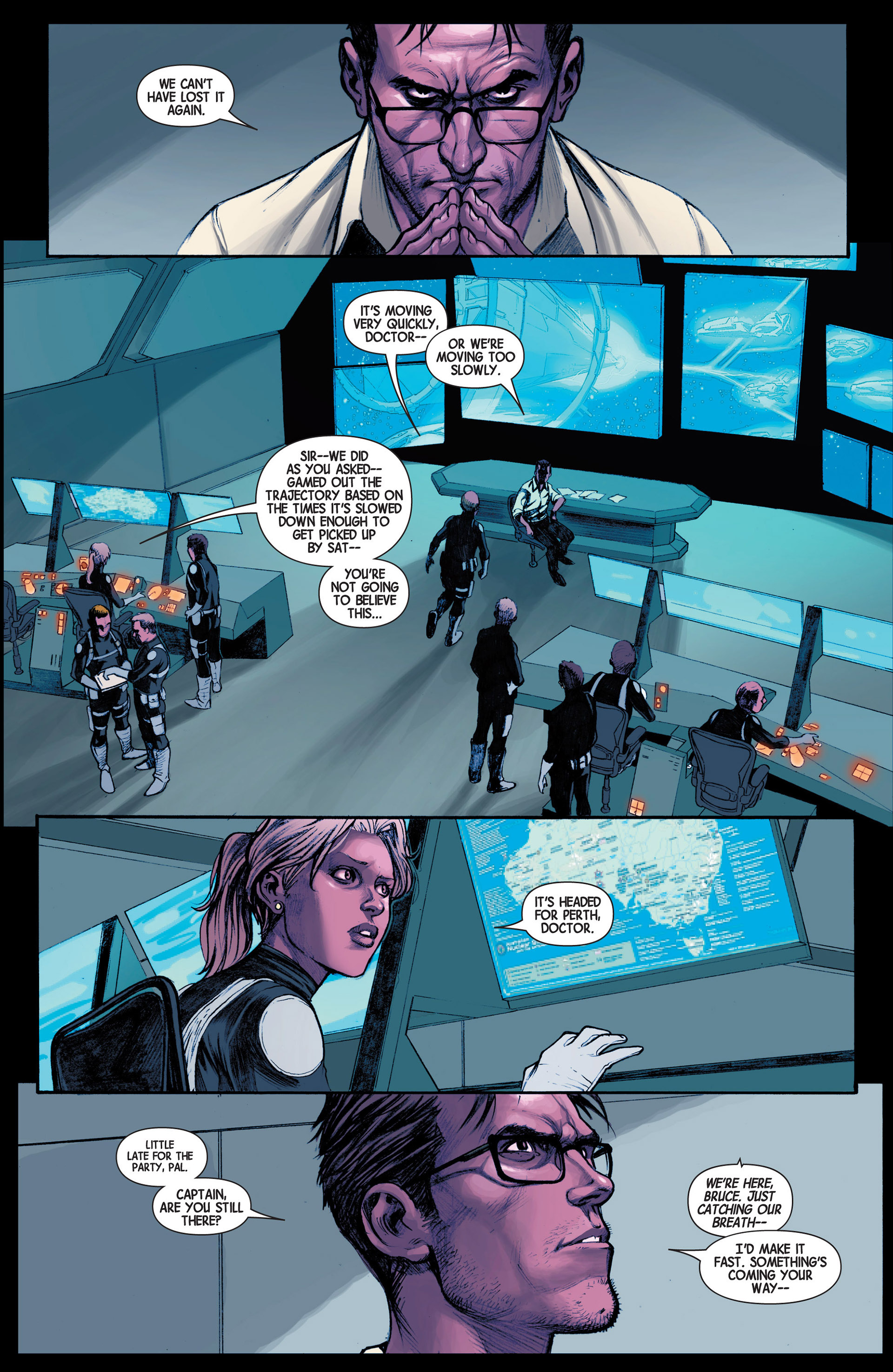 Read online Avengers (2013) comic -  Issue #15 - 23