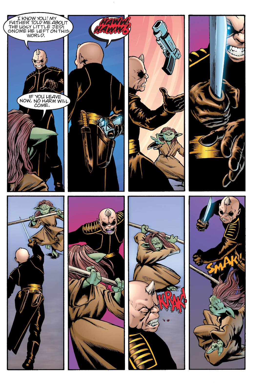Read online Star Wars Legends: Rise of the Sith - Epic Collection comic -  Issue # TPB 1 (Part 1) - 61