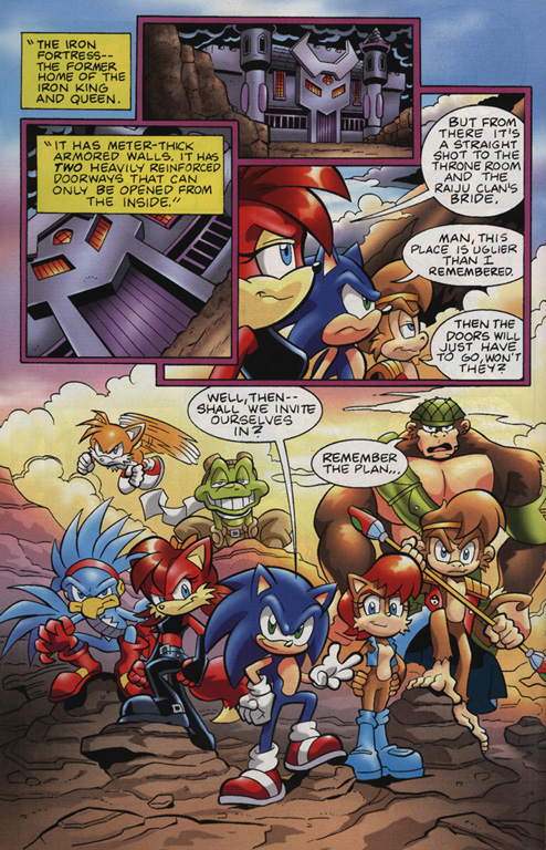 Read online Sonic Universe comic -  Issue #15 - 11