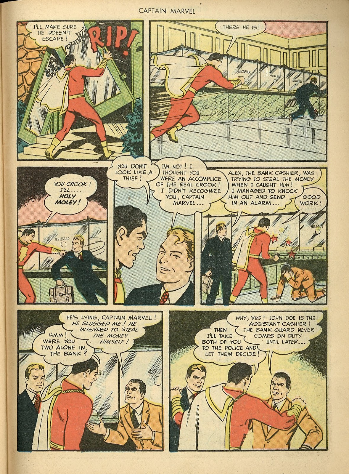 Captain Marvel Adventures issue 70 - Page 43