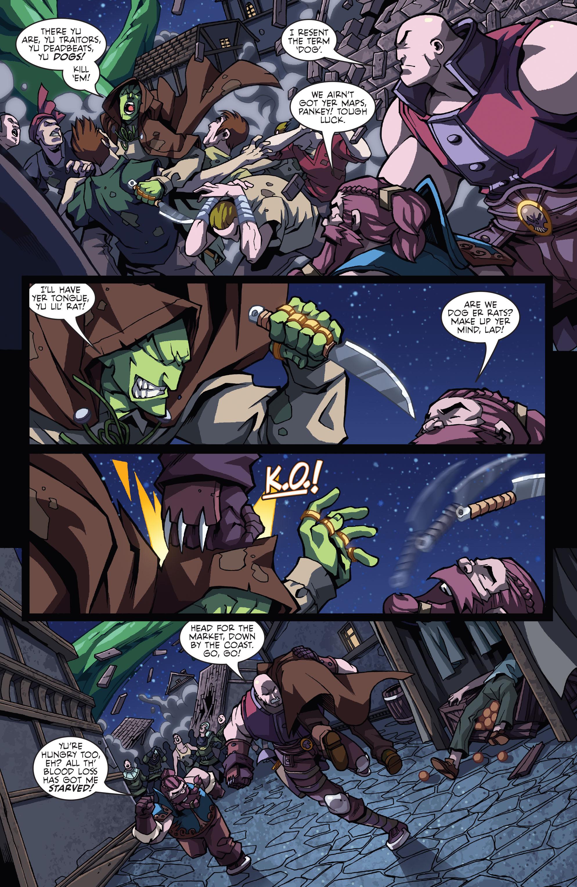 Read online Skullkickers comic -  Issue #11 - 7
