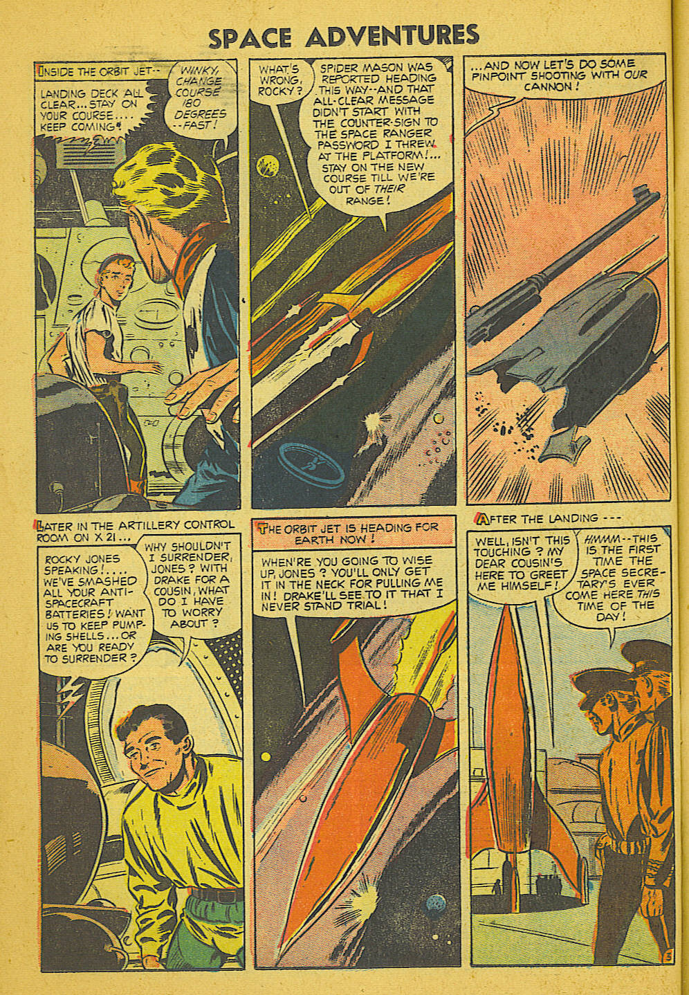 Read online Space Adventures comic -  Issue #18 - 12