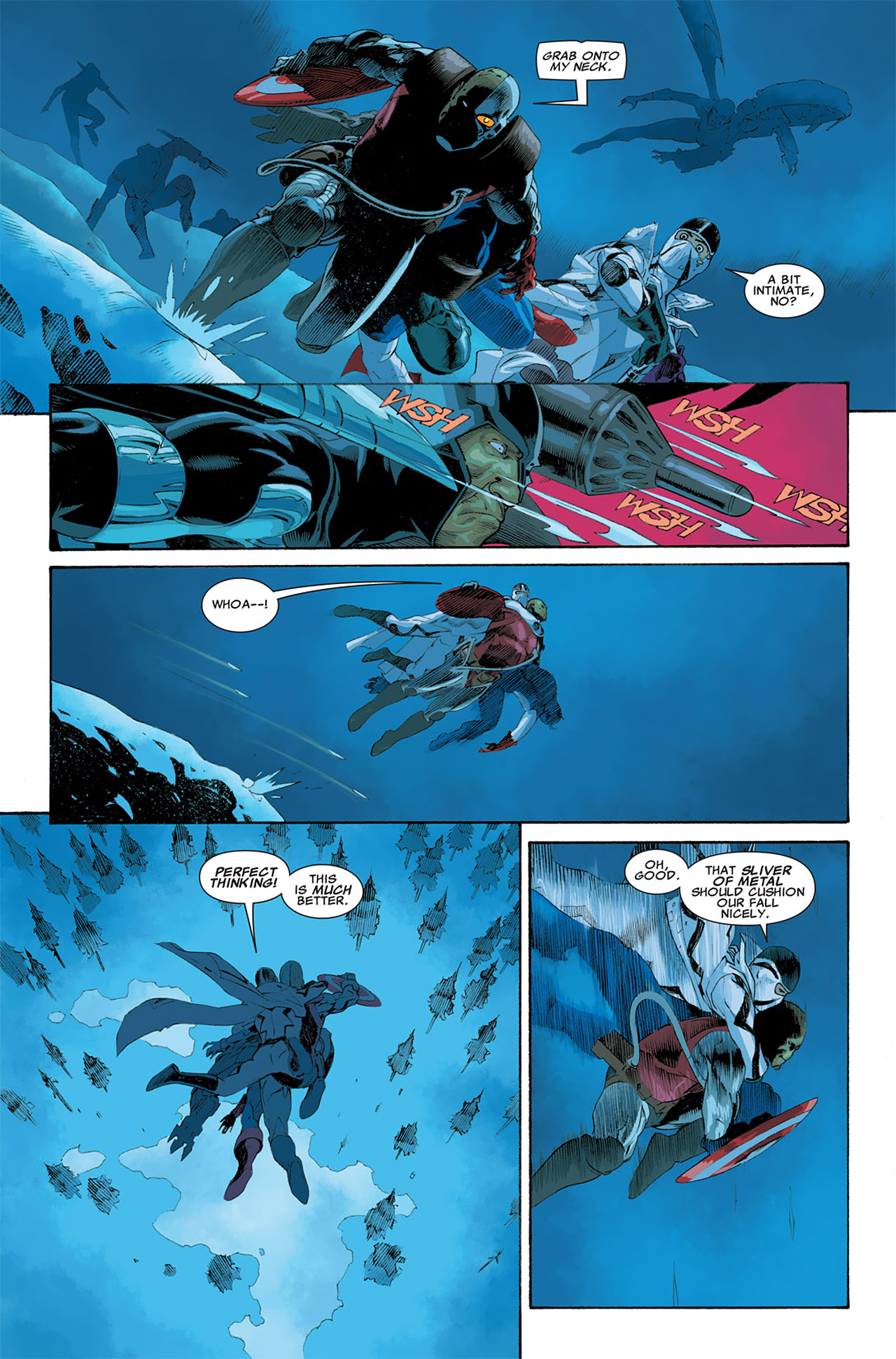 Read online Uncanny X-Force (2010) comic -  Issue #6 - 15