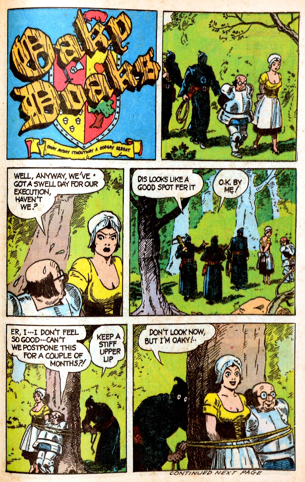 Read online Famous Funnies comic -  Issue #120 - 34
