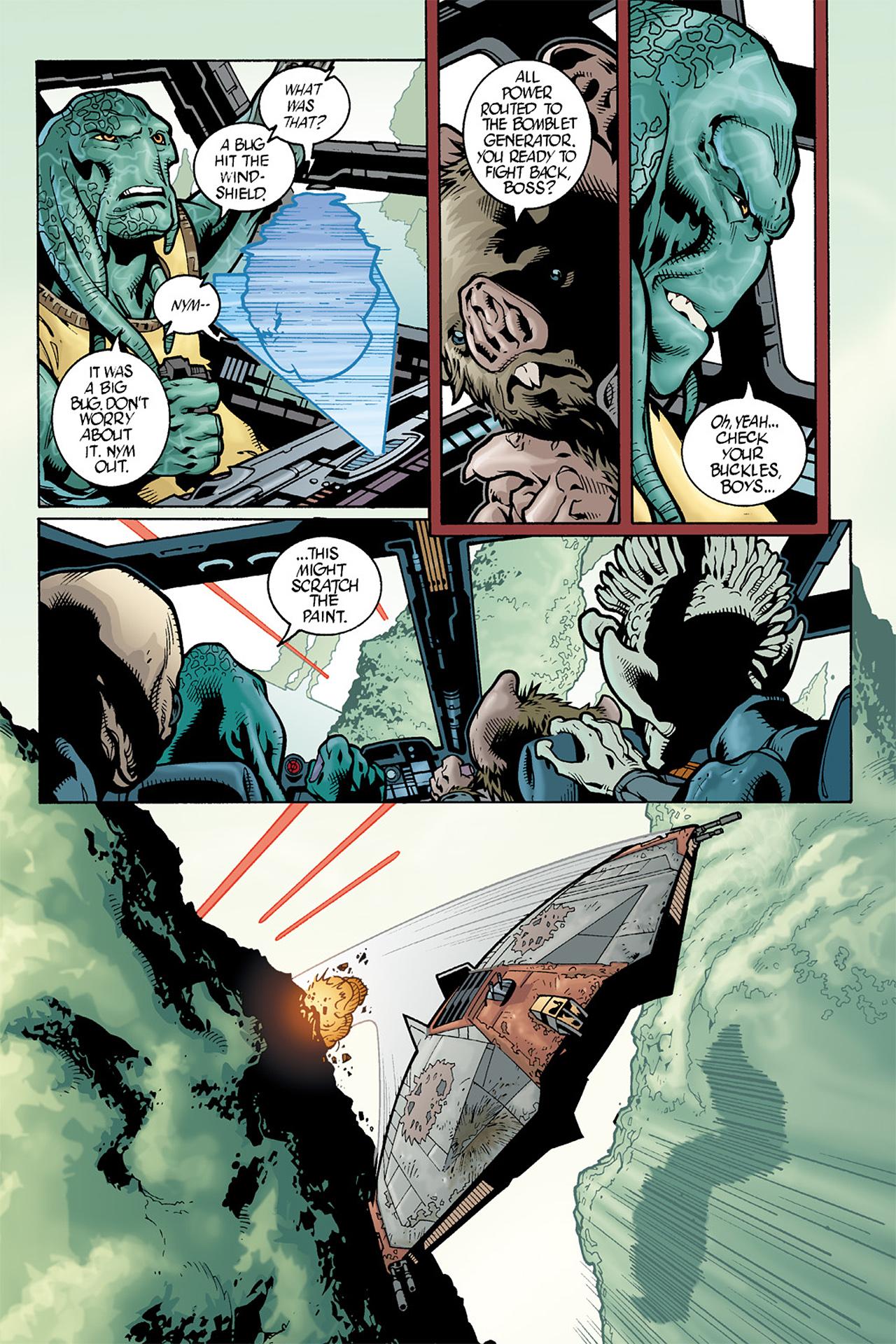 Read online Star Wars Omnibus comic -  Issue # Vol. 10 - 385