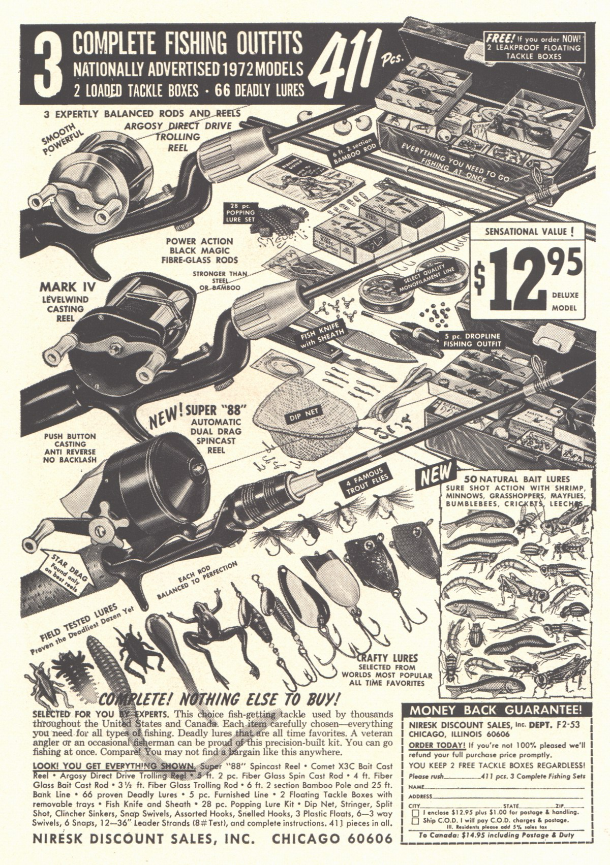 Read online Adventure Comics (1938) comic -  Issue #419 - 2