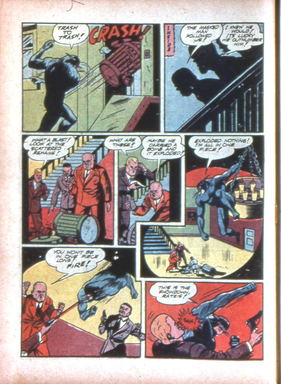 Read online Sensation (Mystery) Comics comic -  Issue #15 - 62
