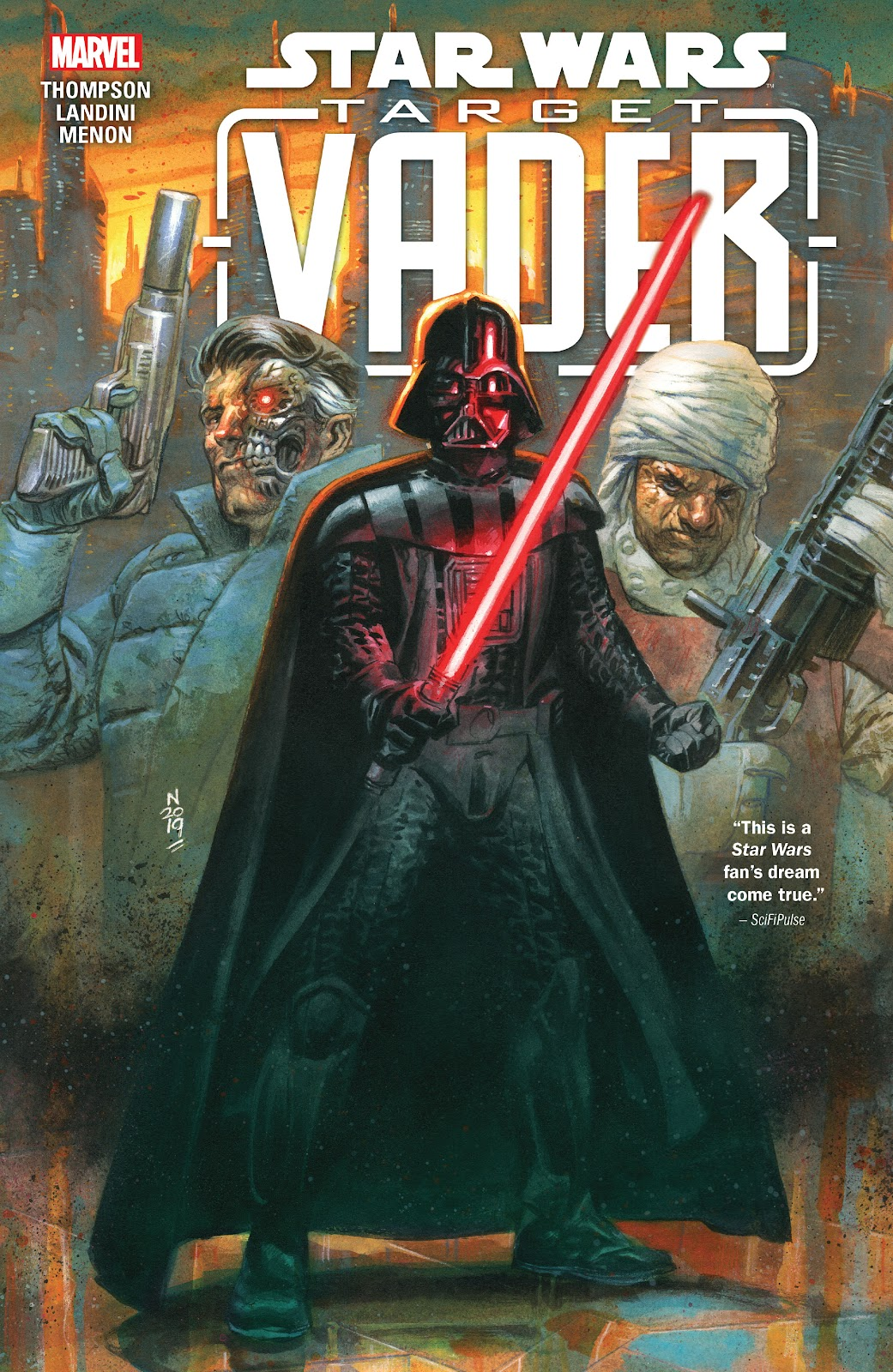 Star Wars: Target Vader issue _TPB - Page 1