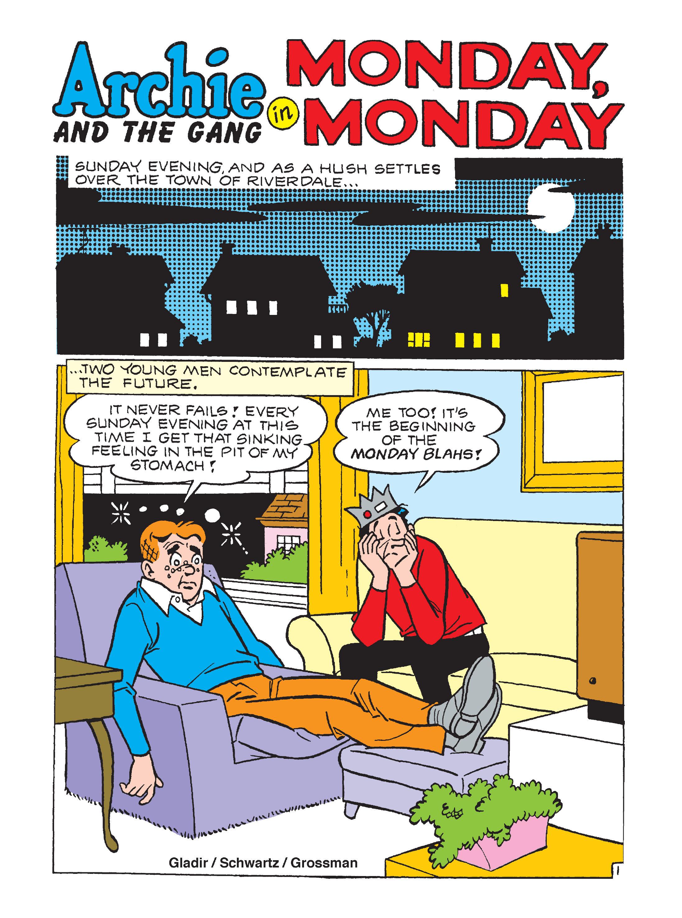 Read online Archie 1000 Page Comics Bonanza comic -  Issue #1 (Part 2) - 73