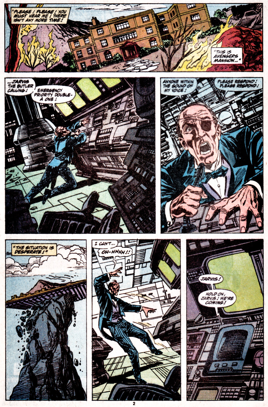 The Avengers (1963) 307 Page 2