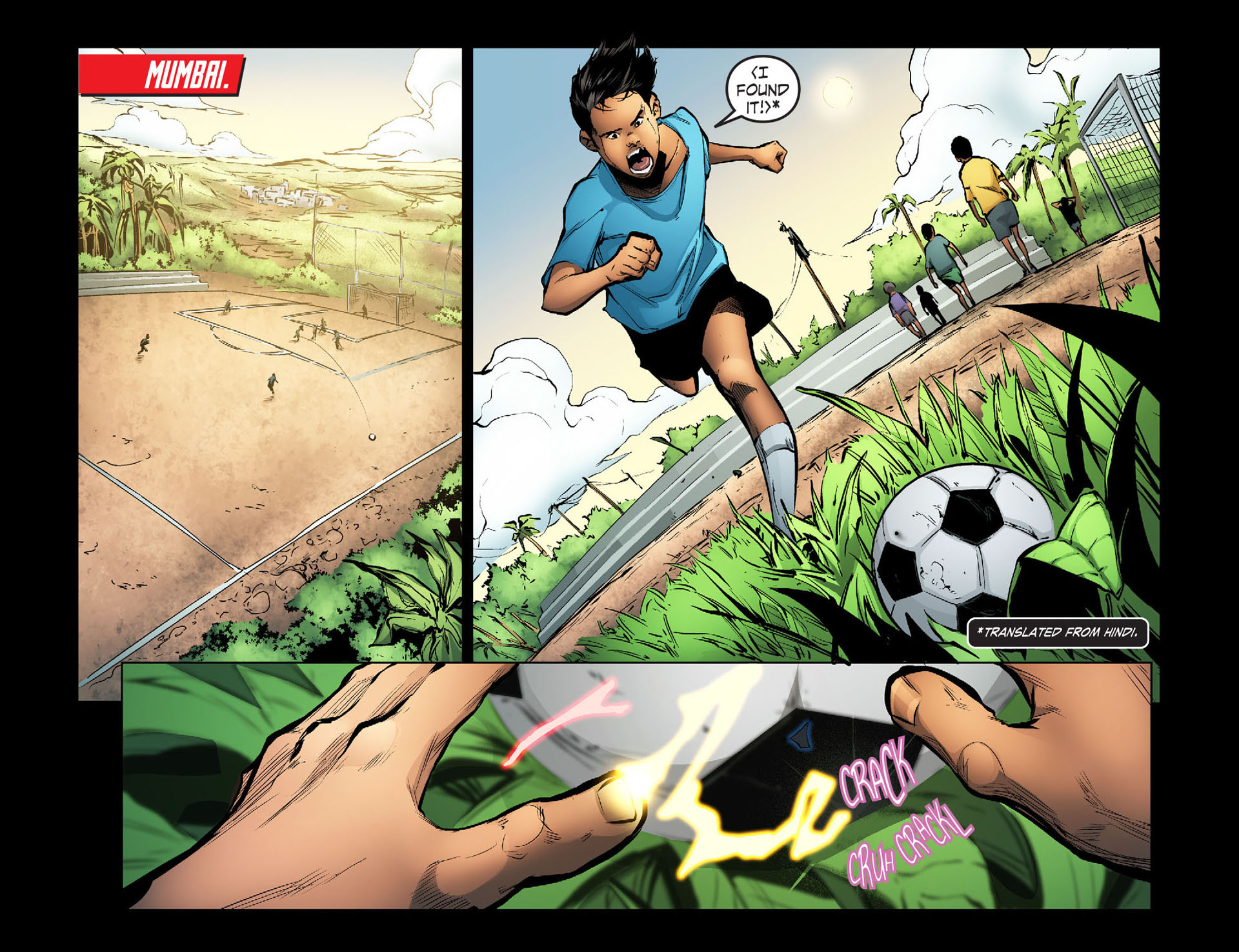 Read online Smallville: Season 11 comic -  Issue #33 - 3