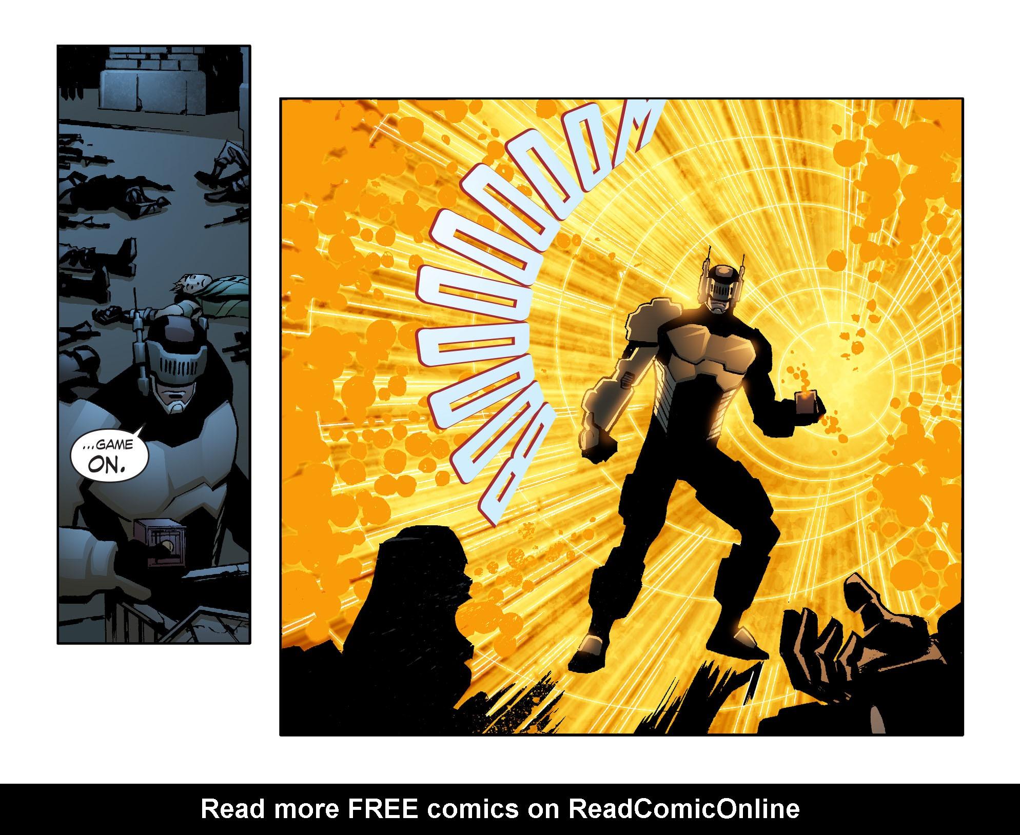 Read online Smallville: Lantern [I] comic -  Issue #6 - 18