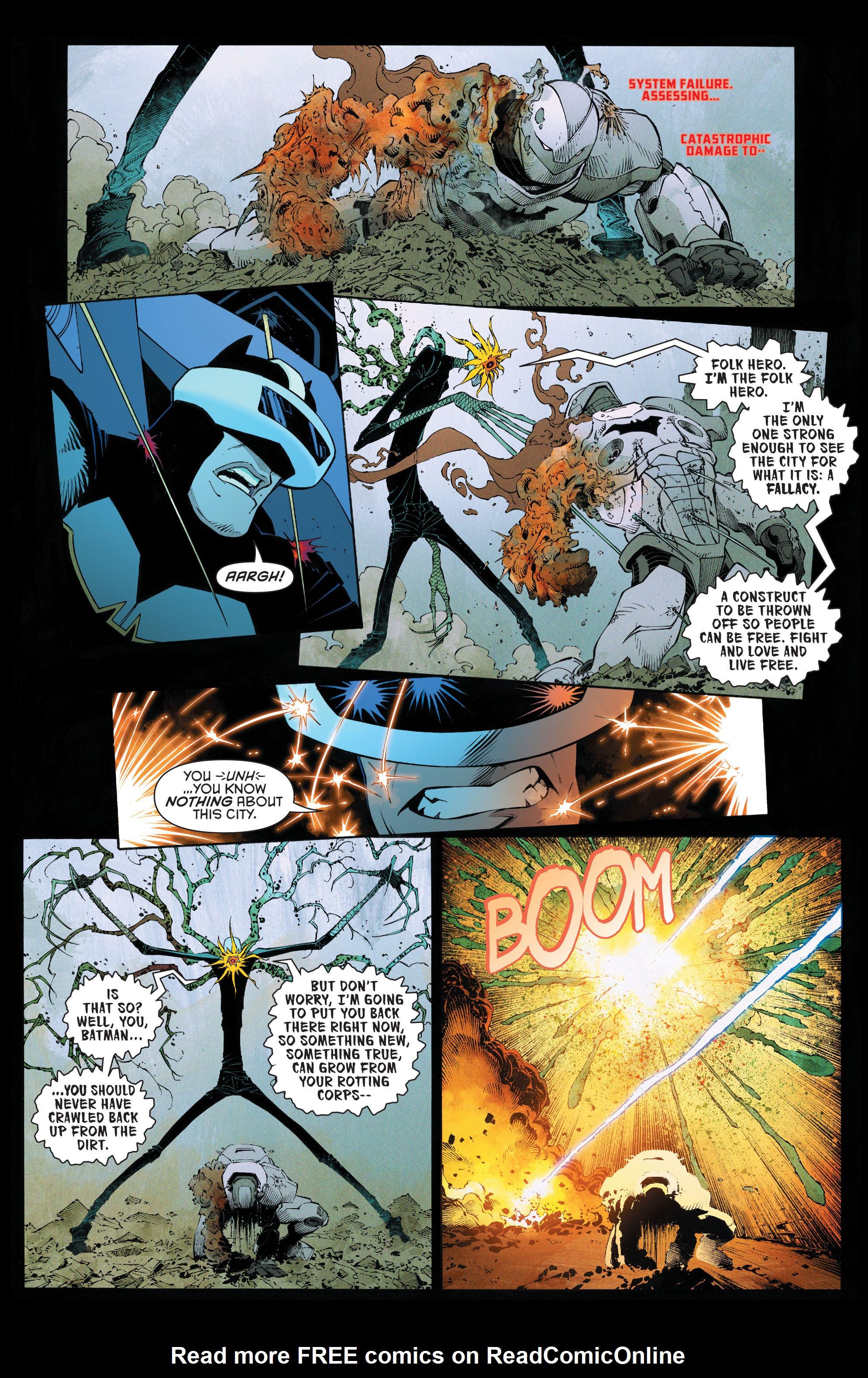Read online Batman (2011) comic -  Issue # _TPB 9 - 122