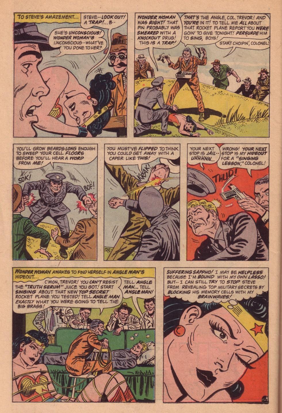 Read online Wonder Woman (1942) comic -  Issue #161 - 26