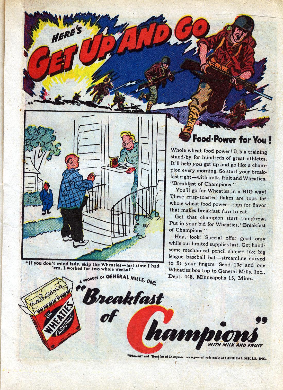 Read online Sensation (Mystery) Comics comic -  Issue #26 - 31