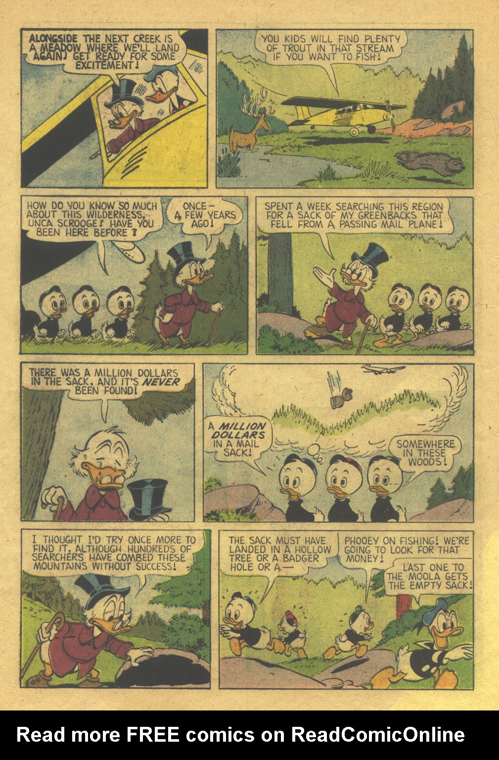 Read online Uncle Scrooge (1953) comic -  Issue #36 - 28