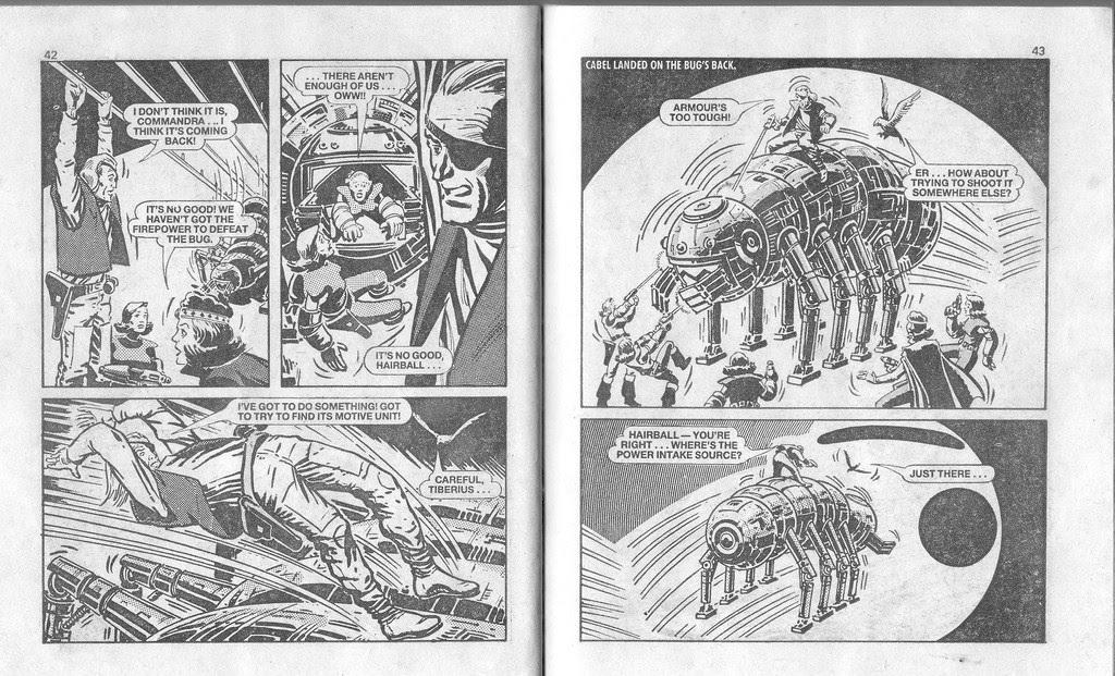 Starblazer issue 194 - Page 22
