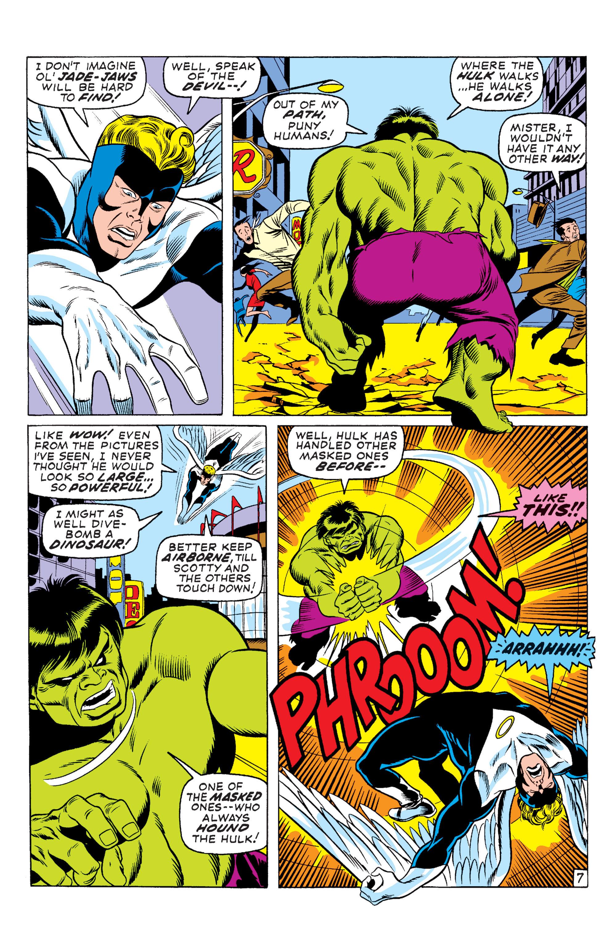 Uncanny X-Men (1963) 66 Page 7
