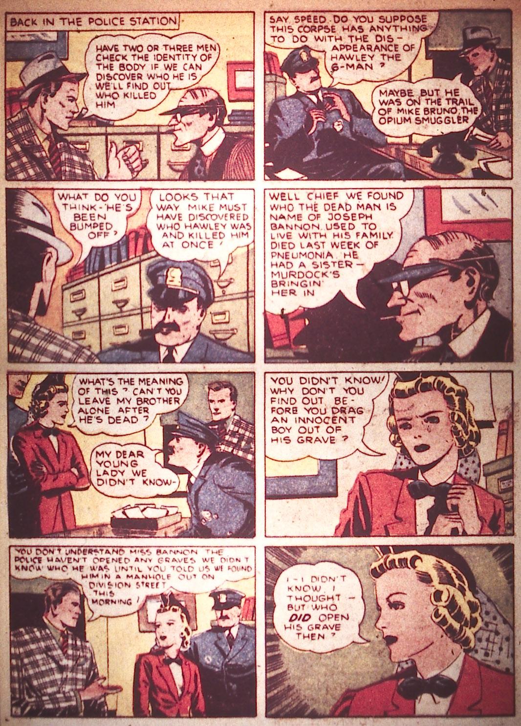Read online Detective Comics (1937) comic -  Issue #16 - 4