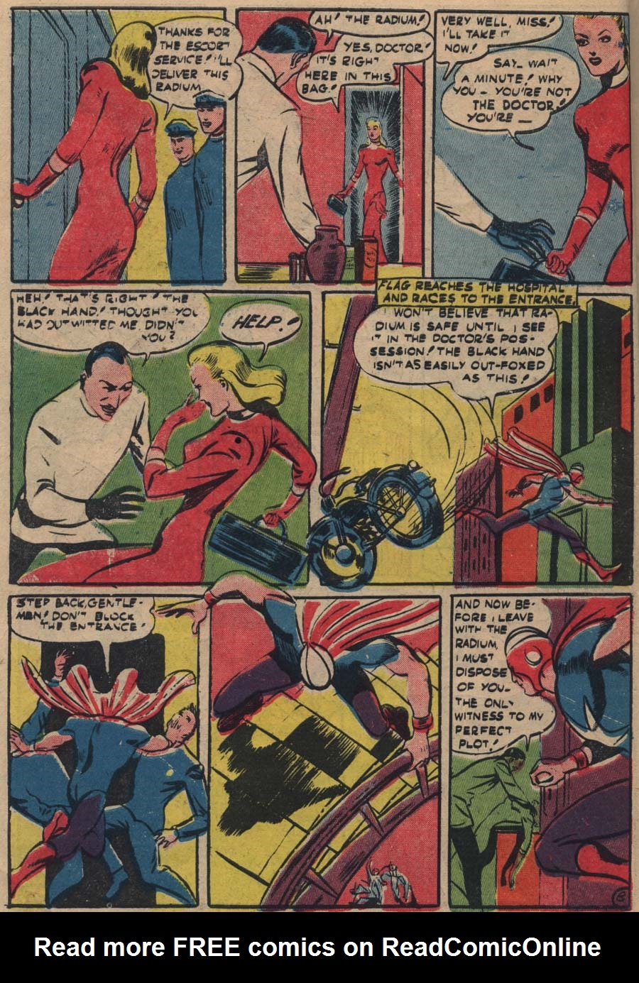 Blue Ribbon Comics (1939) issue 18 - Page 9