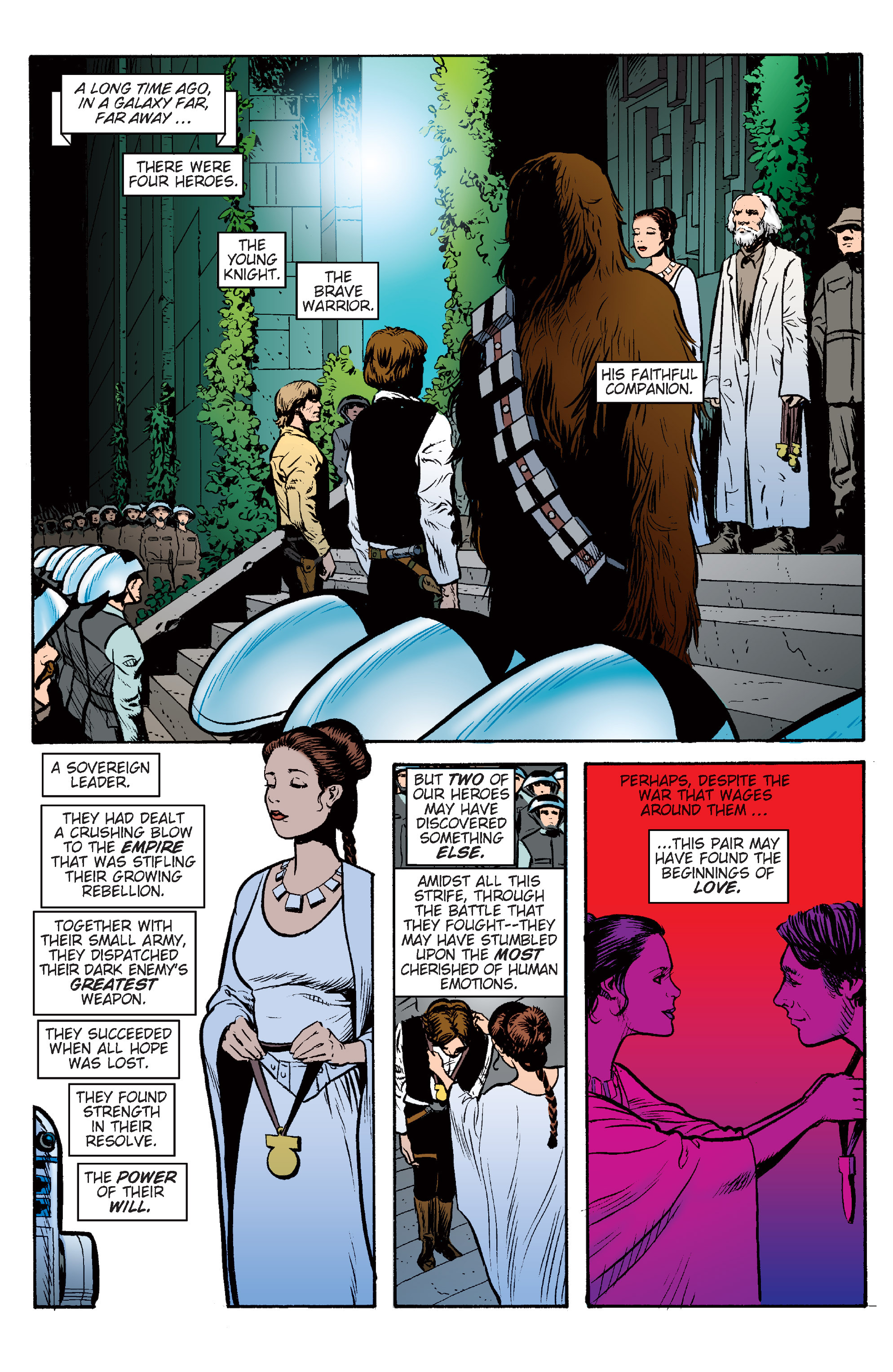 Read online Star Wars Omnibus comic -  Issue # Vol. 20 - 440