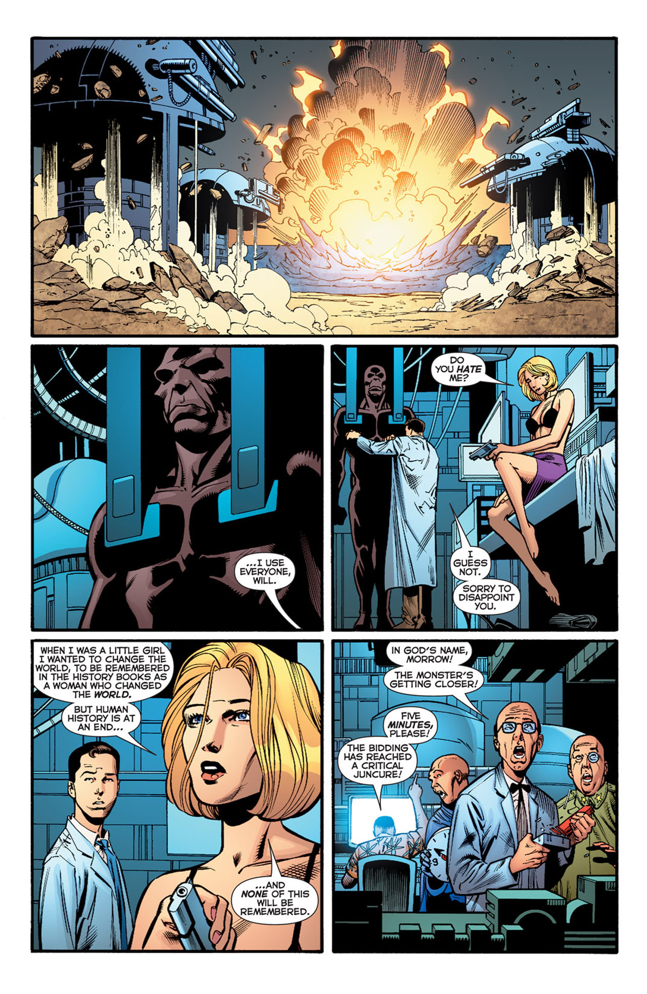 Read online 52 comic -  Issue #46 - 8