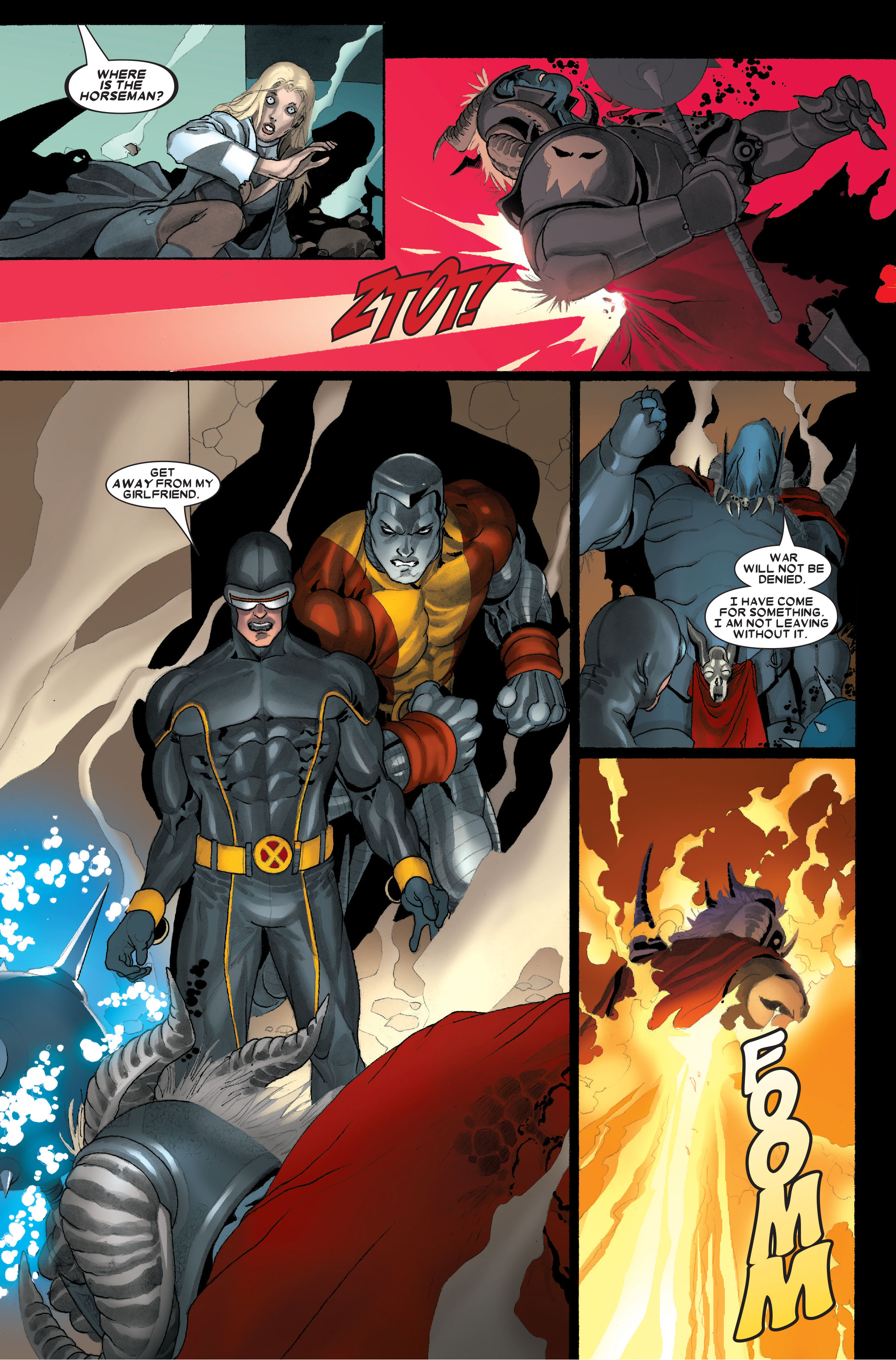 X-Men (1991) 185 Page 10