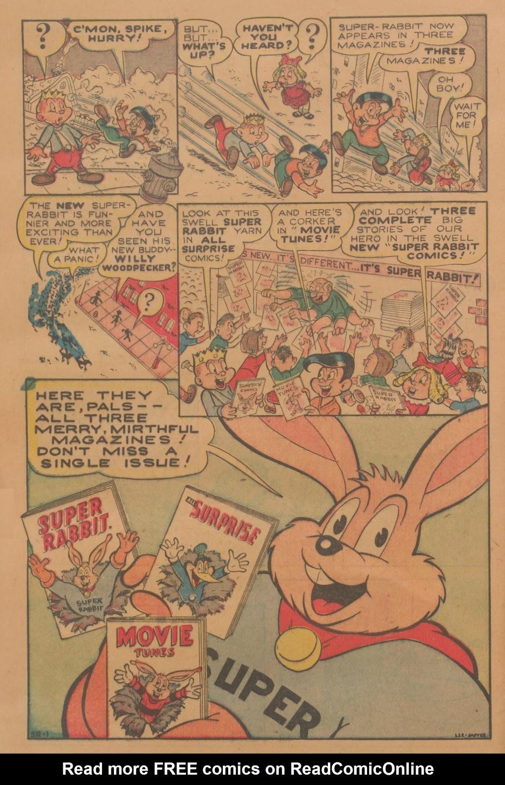 Krazy Komics issue 25 - Page 40
