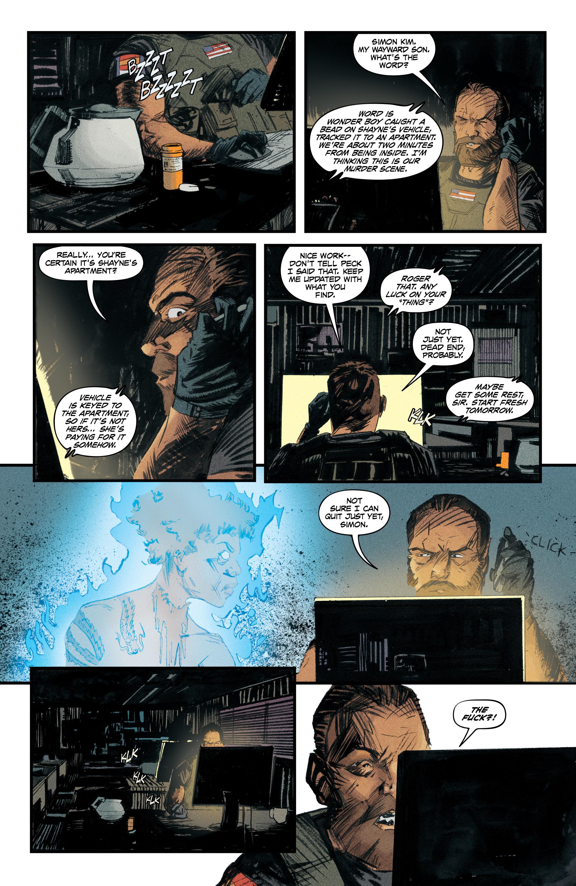 Read online Redline comic -  Issue #4 - 19