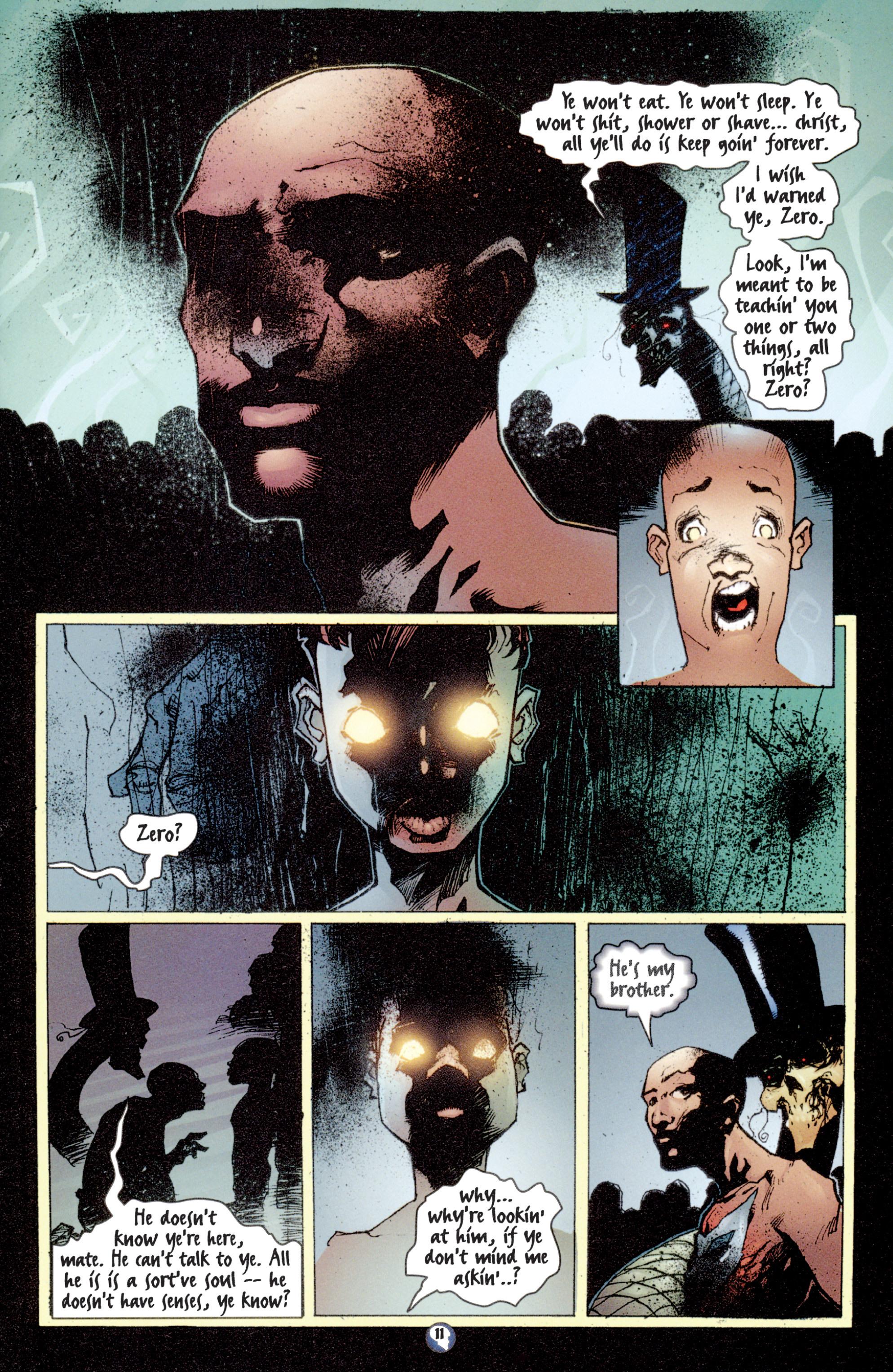 Read online Shadowman (1997) comic -  Issue #3 - 10
