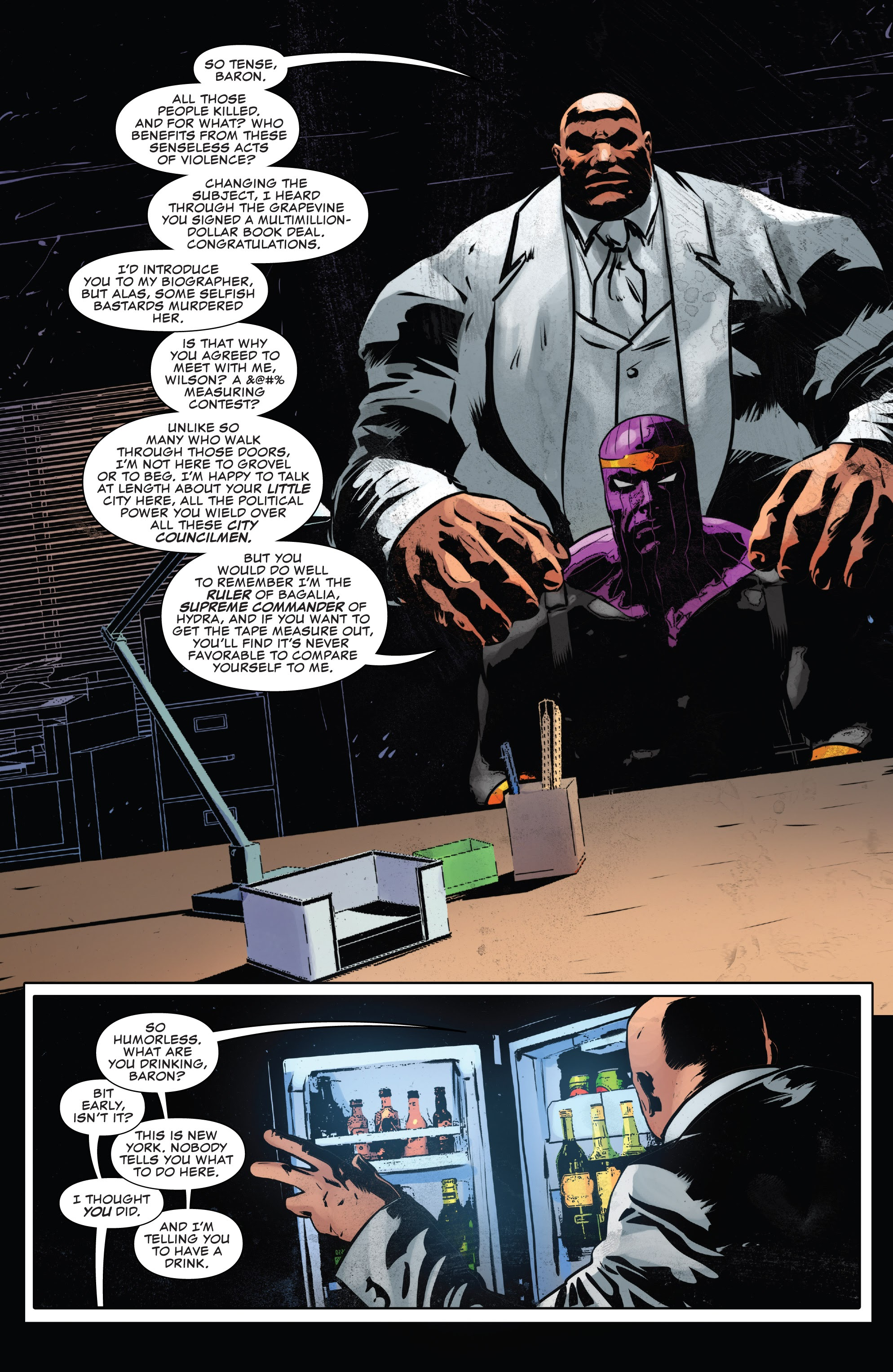 Read online The Punisher (2018) comic -  Issue #13 - 10
