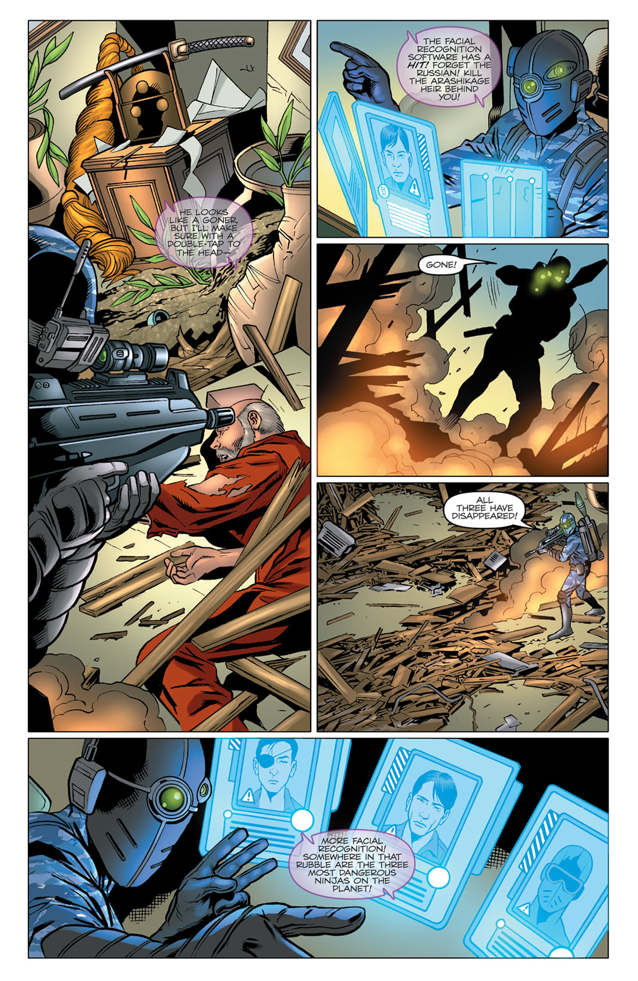 G.I. Joe: A Real American Hero 172 Page 7