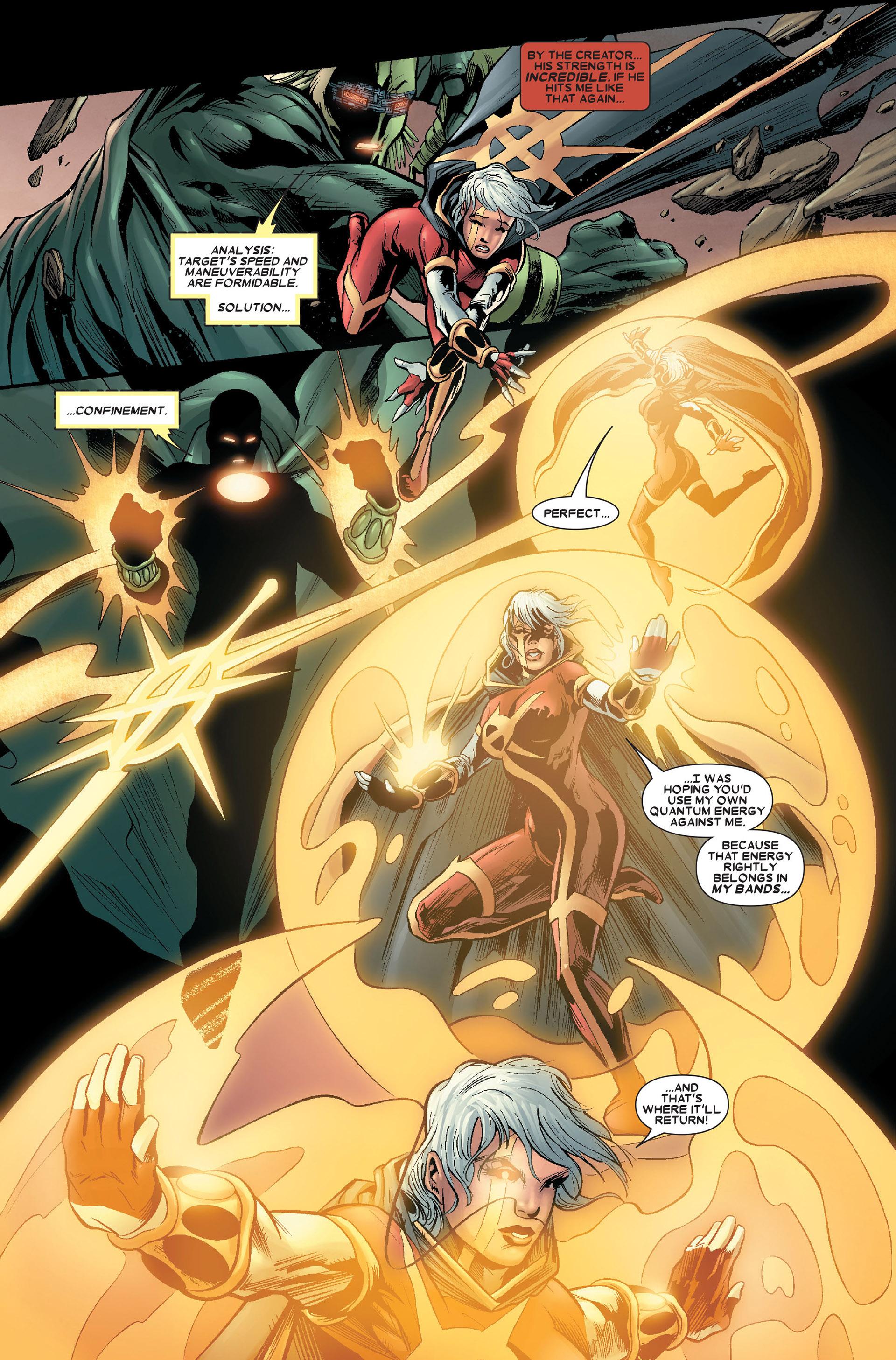 Read online Annihilation: Conquest - Quasar comic -  Issue #4 - 8