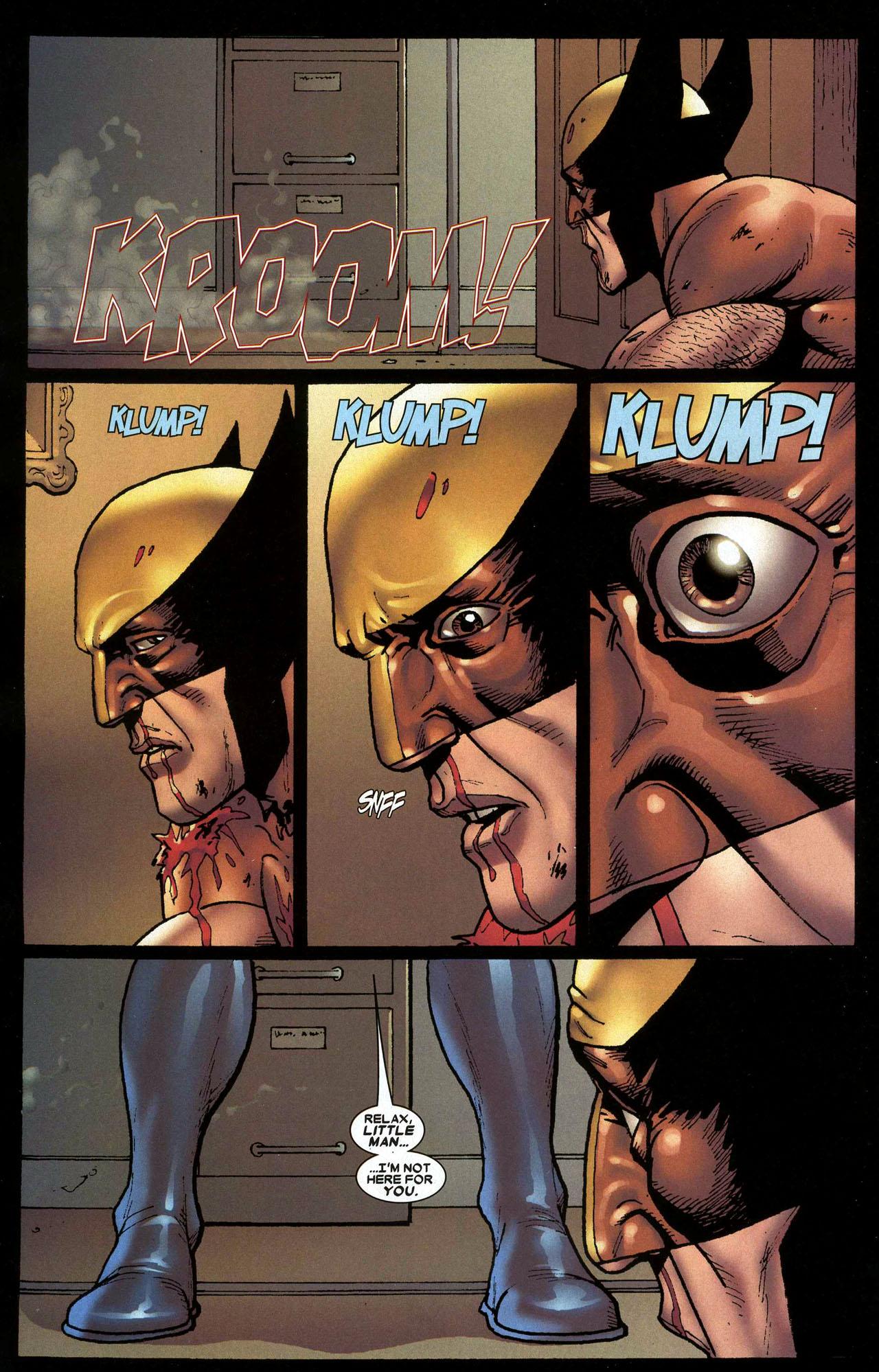 Read online Wolverine: Origins comic -  Issue #13 - 23