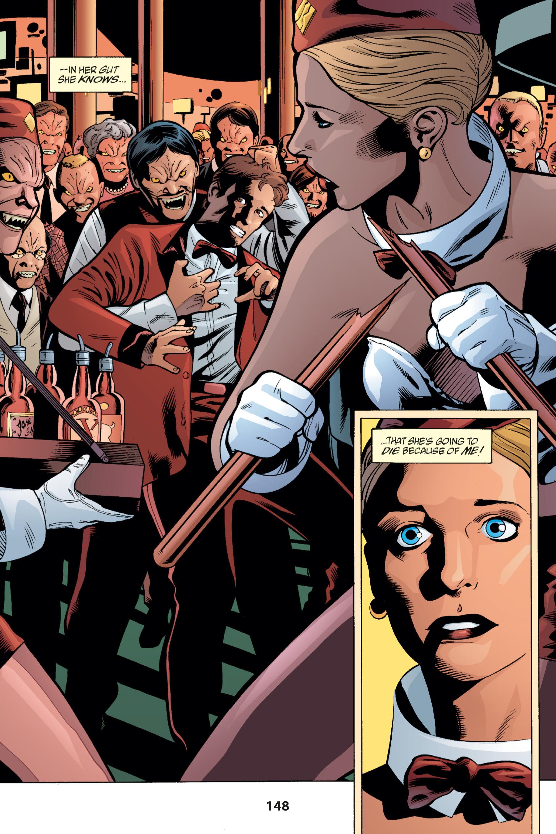 Read online Buffy the Vampire Slayer: Omnibus comic -  Issue # TPB 1 - 147