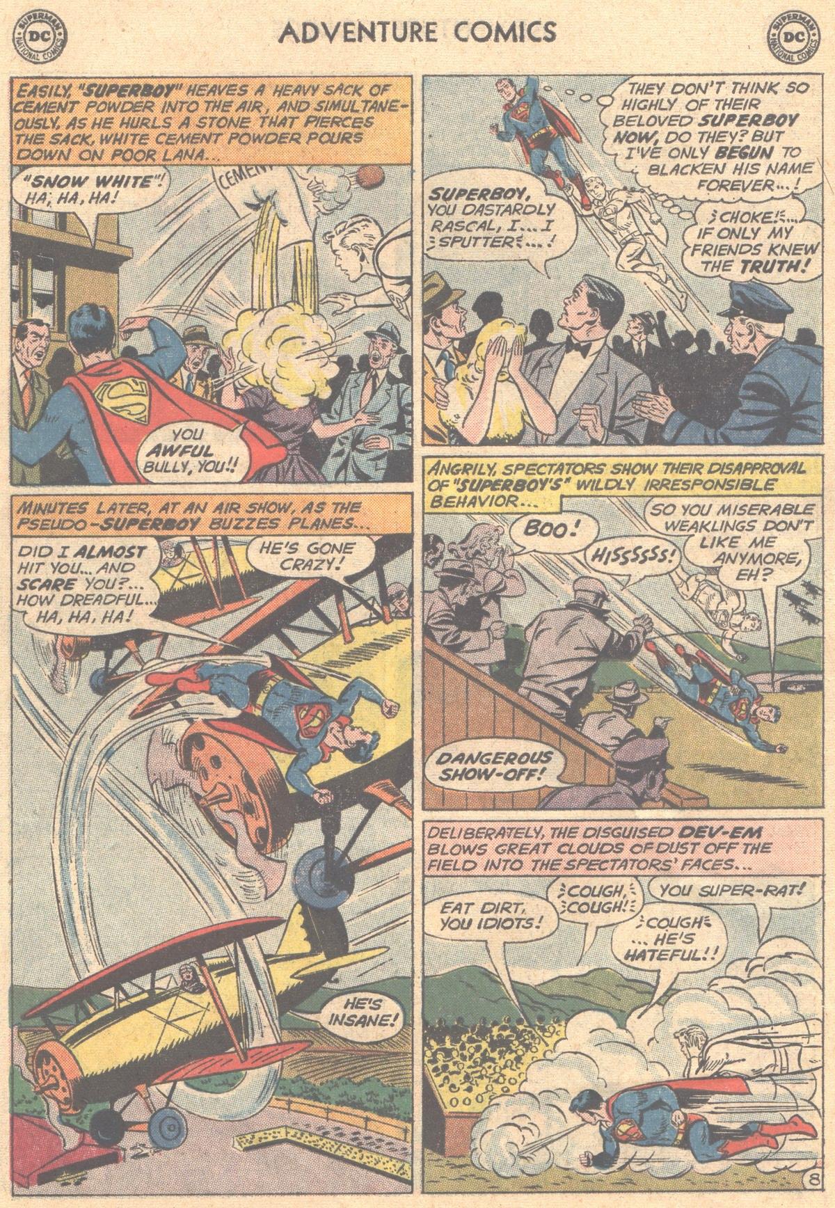 Read online Adventure Comics (1938) comic -  Issue #288 - 10