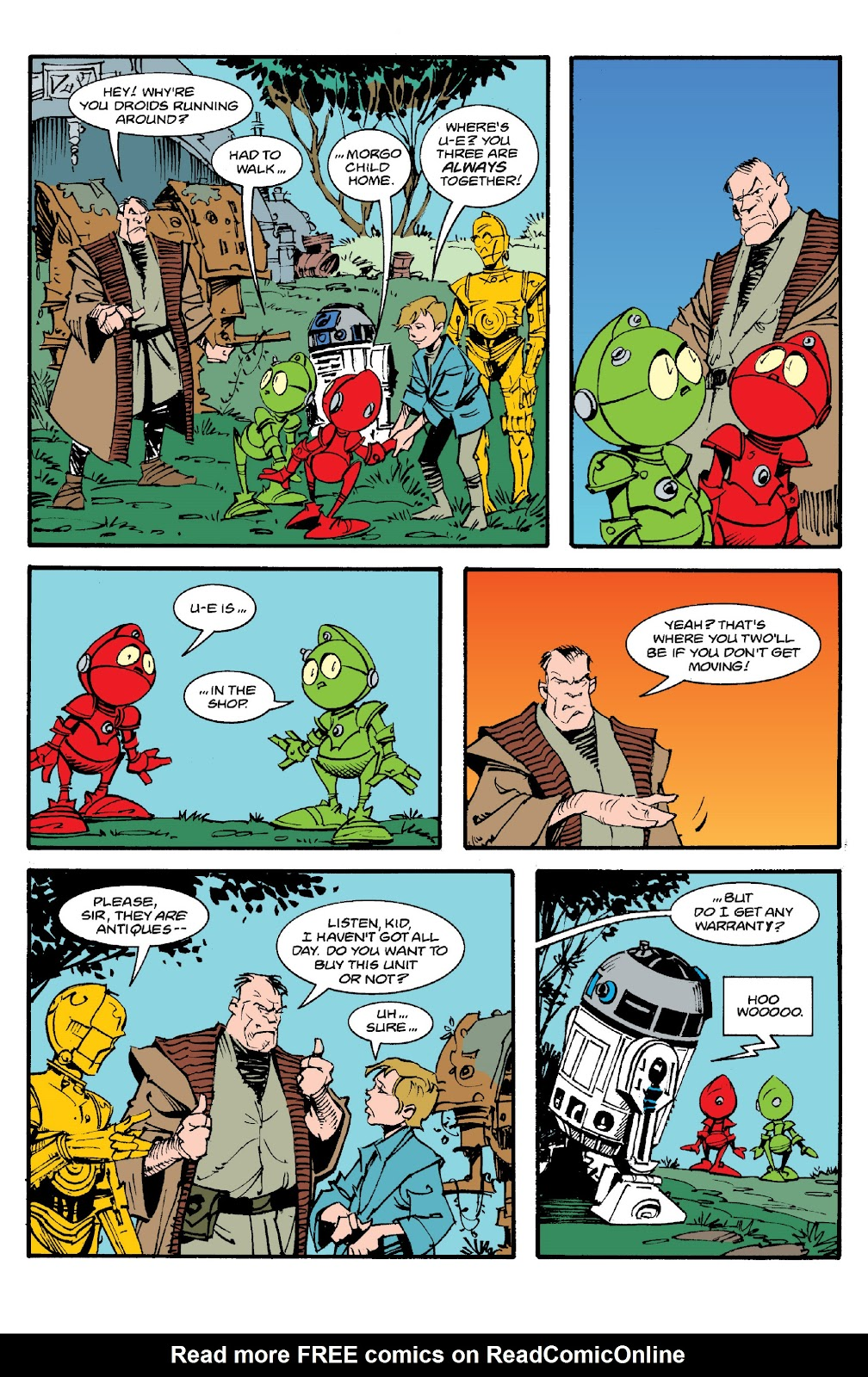 Read online Star Wars Legends Epic Collection: The Empire comic -  Issue # TPB 5 (Part 2) - 36