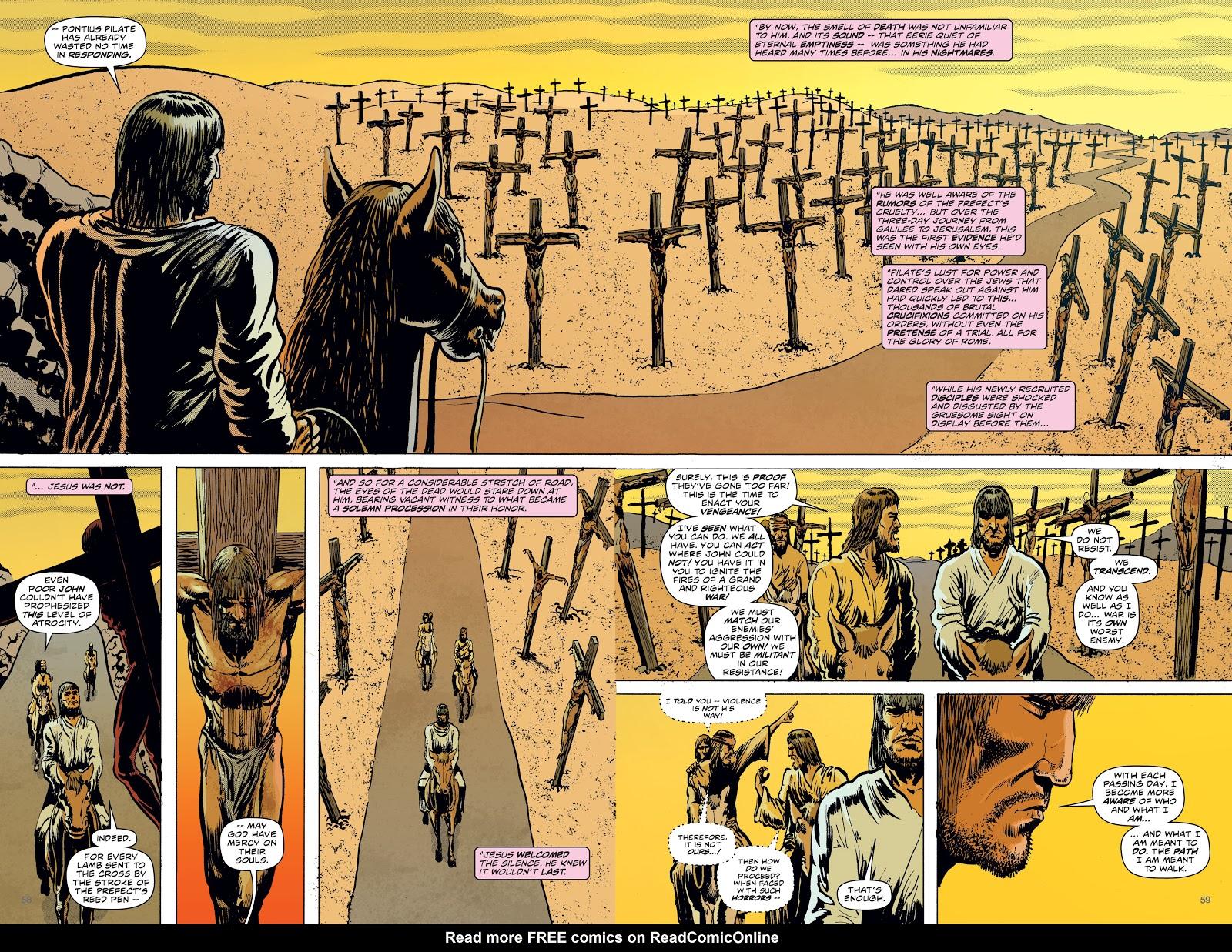 Read online Jesusfreak comic -  Issue # Full - 53