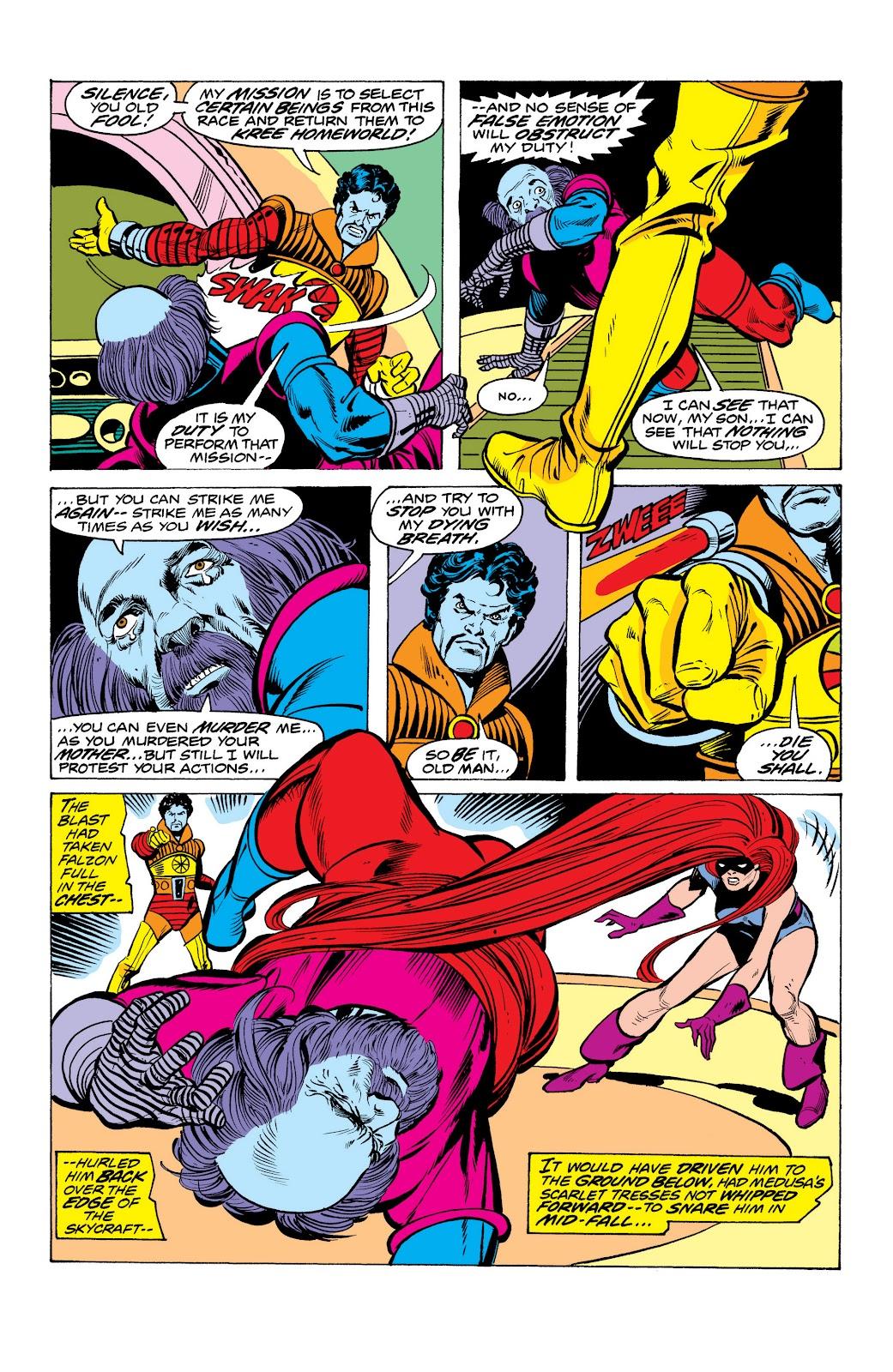 Read online Marvel Masterworks: The Inhumans comic -  Issue # TPB 2 (Part 1) - 87