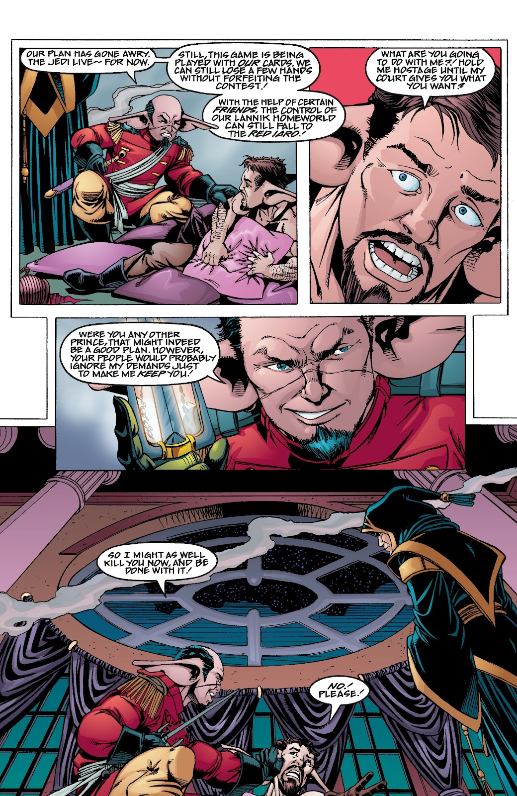 Read online Star Wars Legends Epic Collection: The Menace Revealed comic -  Issue # TPB (Part 4) - 26