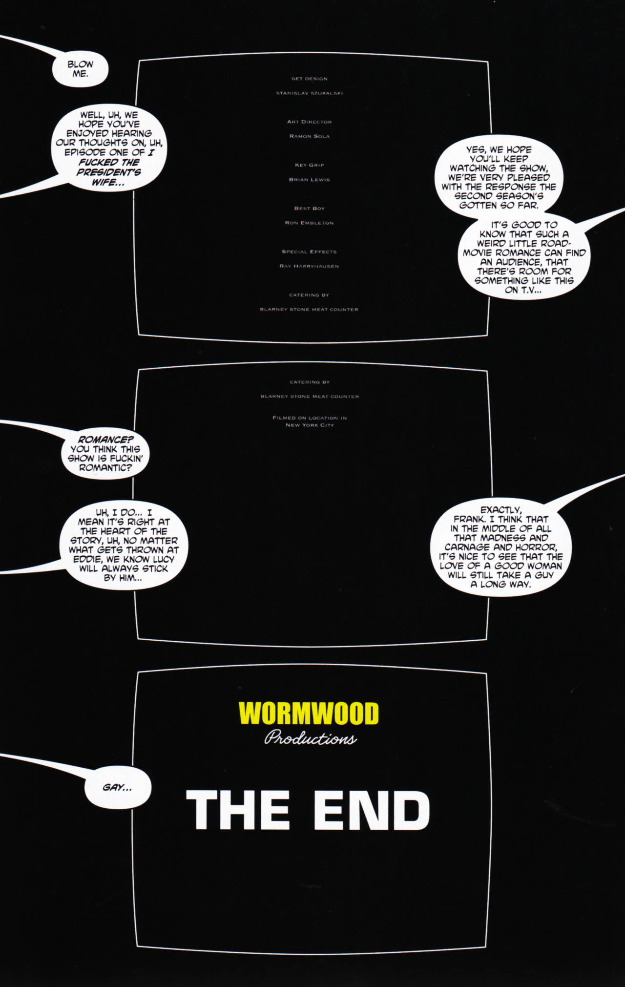 Read online Chronicles of Wormwood: The Last Enemy comic -  Issue # Full - 46