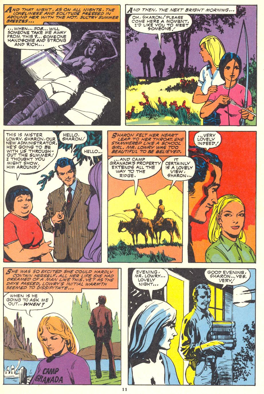 Read online Twisted Tales (1982) comic -  Issue #1 - 12