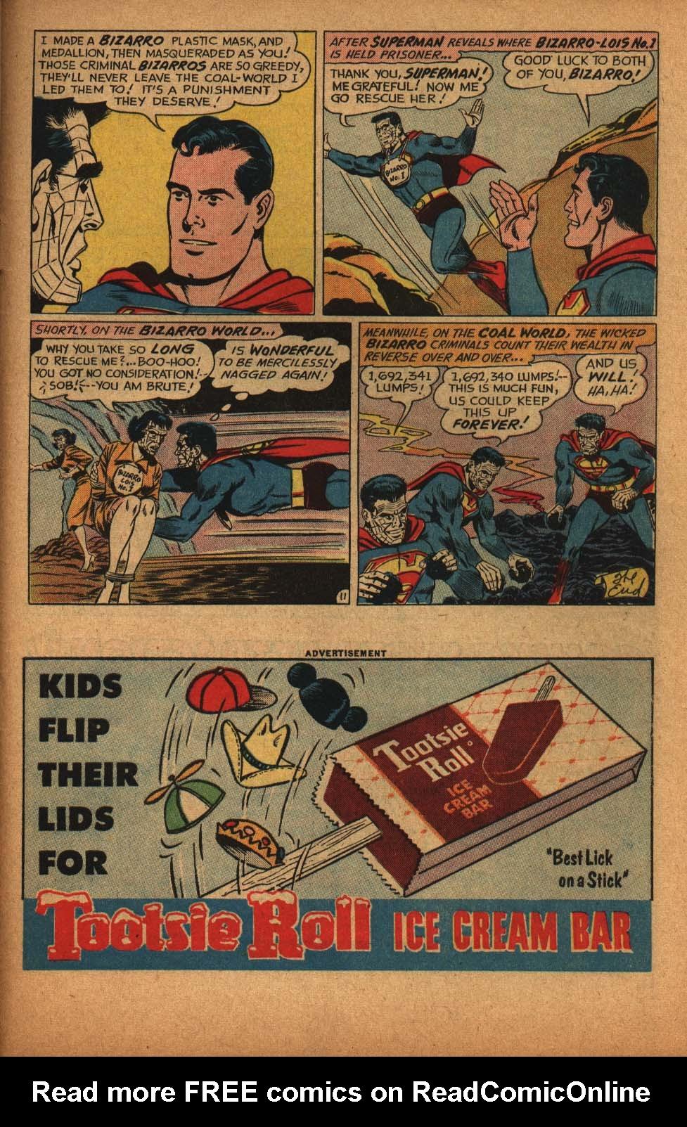 Read online Adventure Comics (1938) comic -  Issue #291 - 31