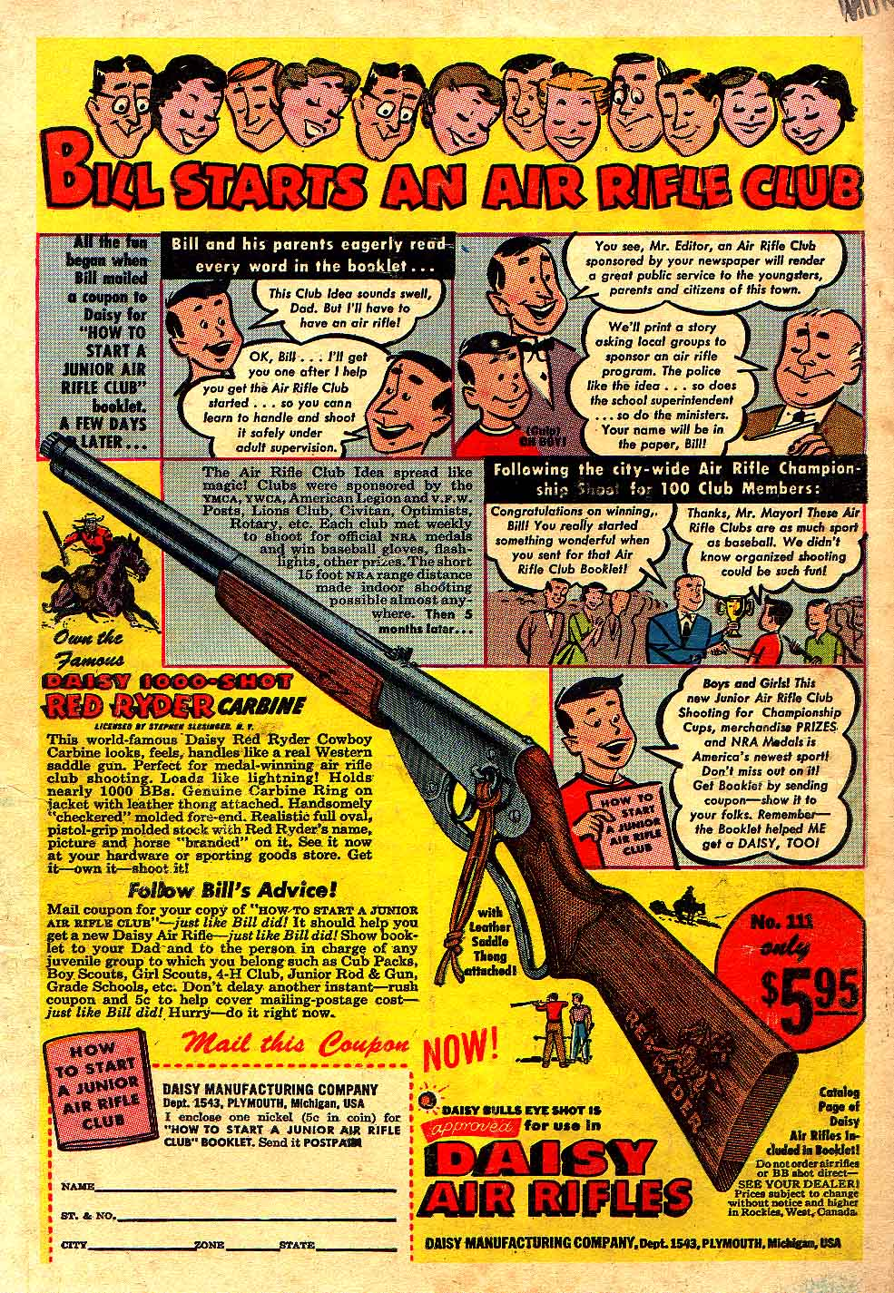 Read online All-Star Western (1951) comic -  Issue #70 - 36