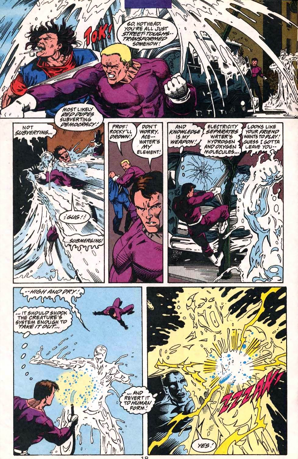 Read online Adventures of Superman (1987) comic -  Issue #508 - 20