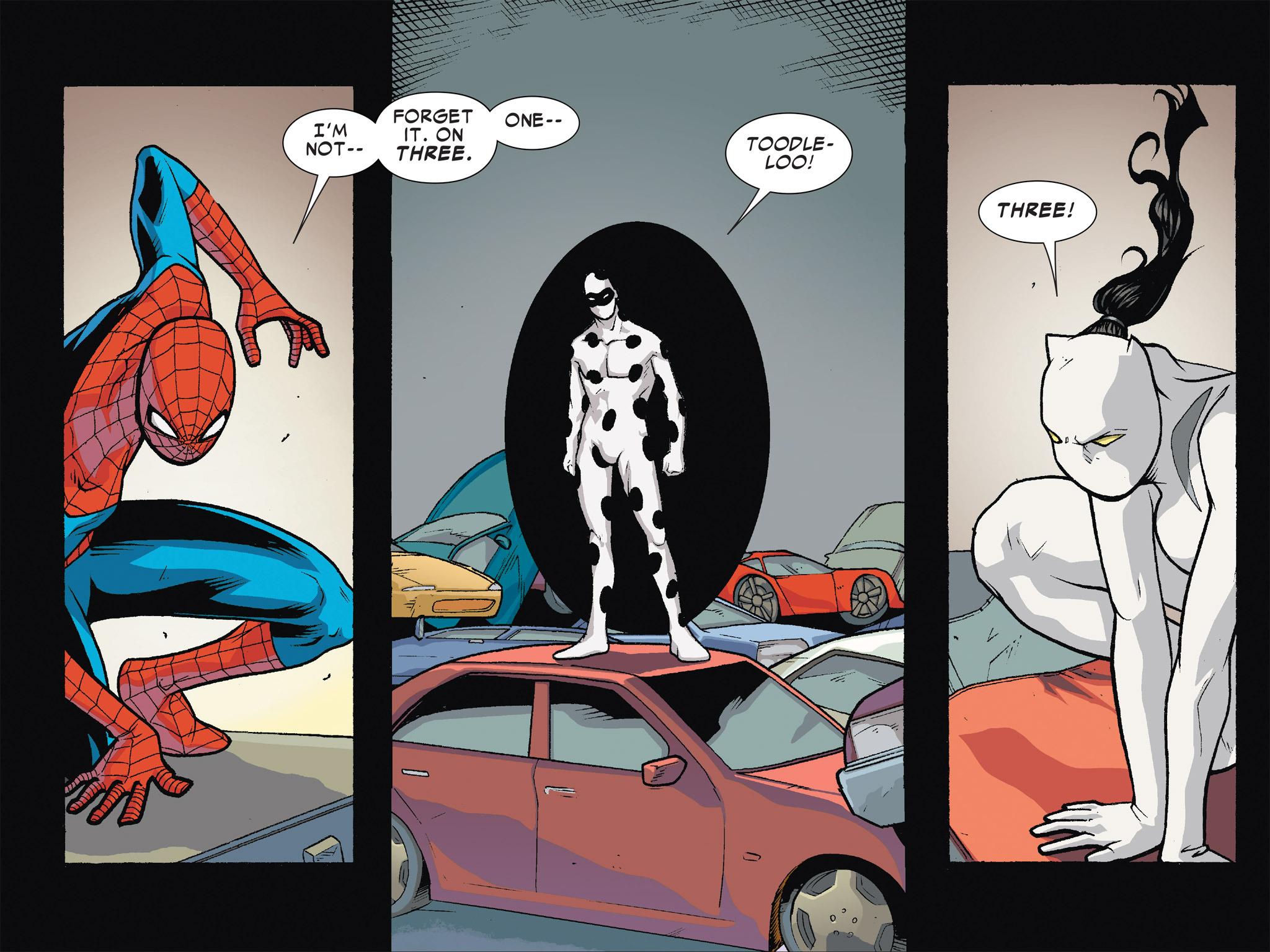 Read online Ultimate Spider-Man (Infinite Comics) (2016) comic -  Issue #6 - 39